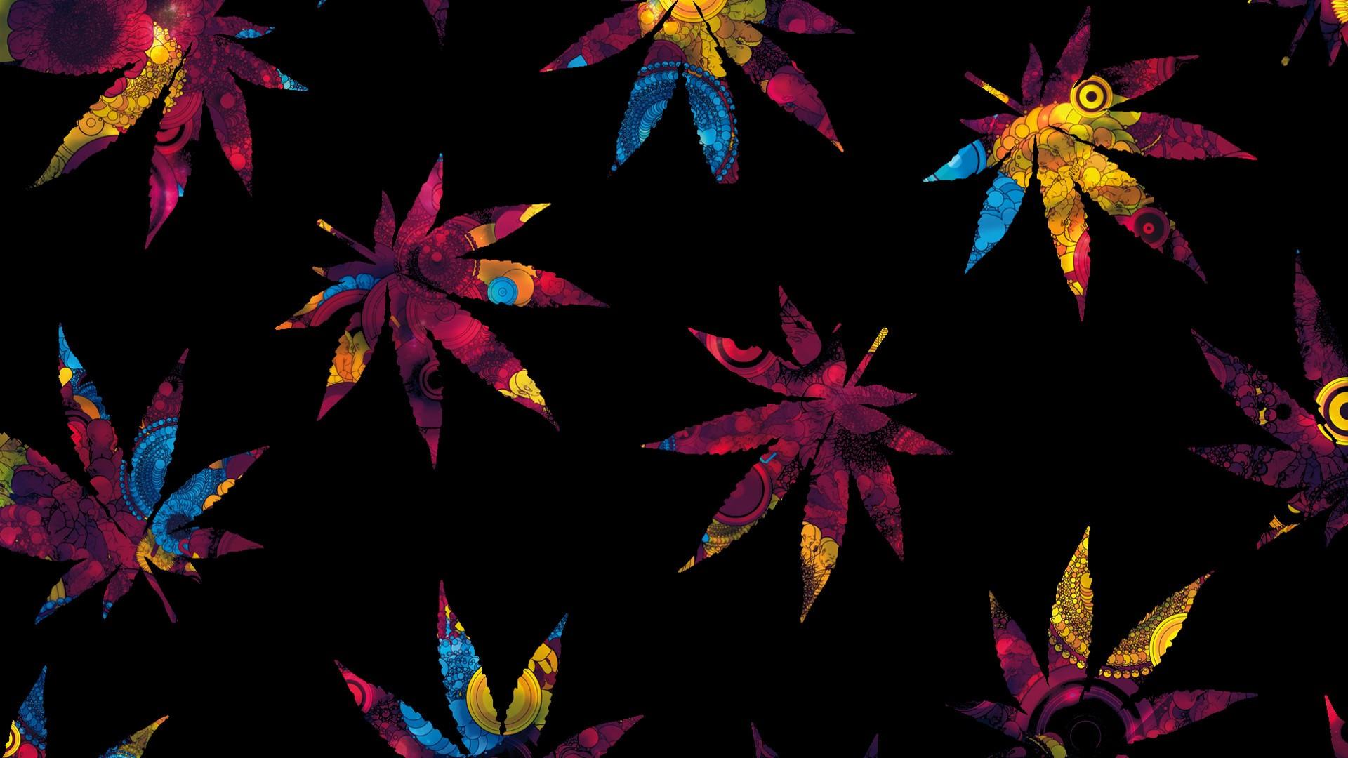 Fondos de pantalla : hojas, arte digital, Plantas, simetría, patrón ...