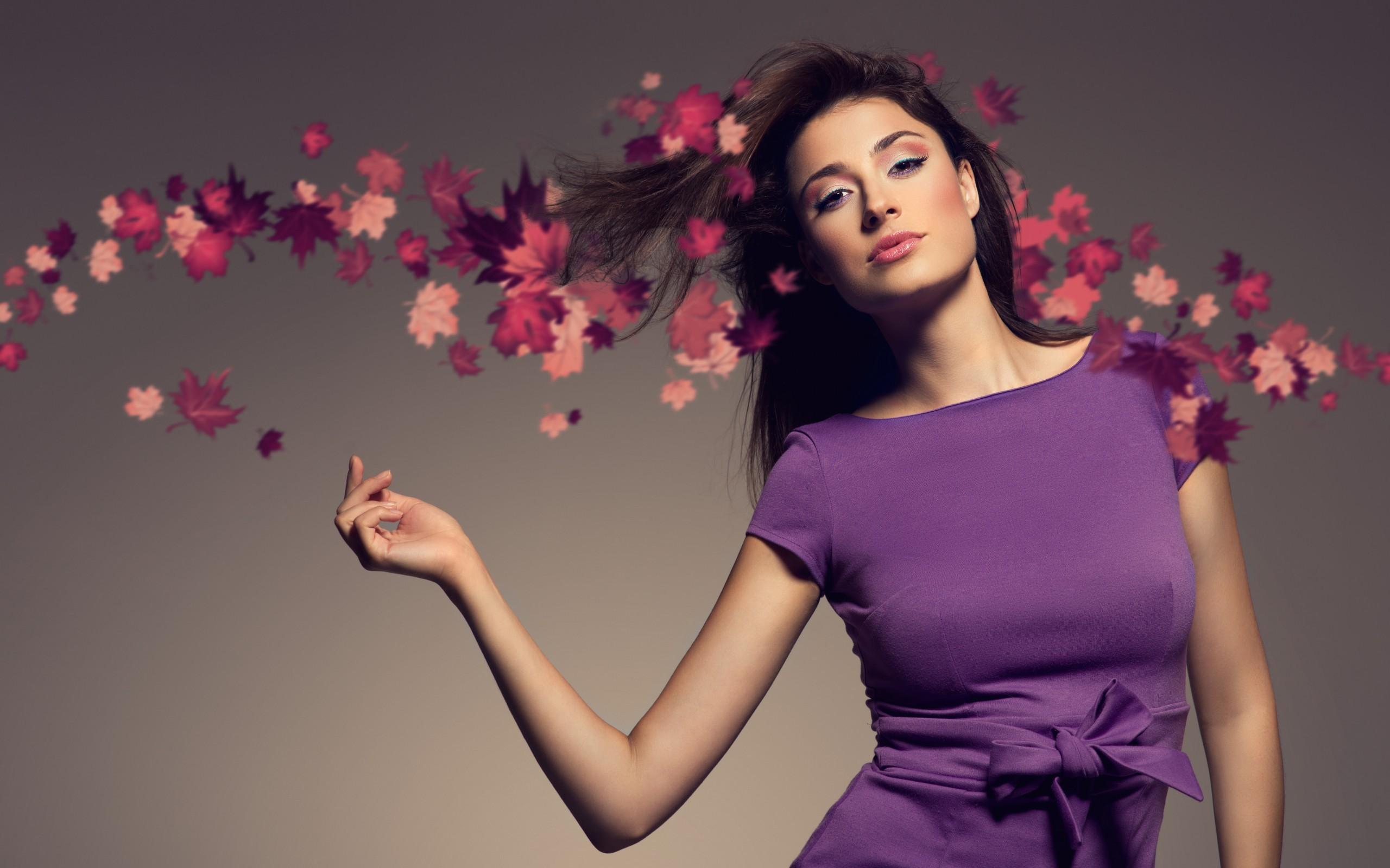 Яркая красивая картинка для женщины