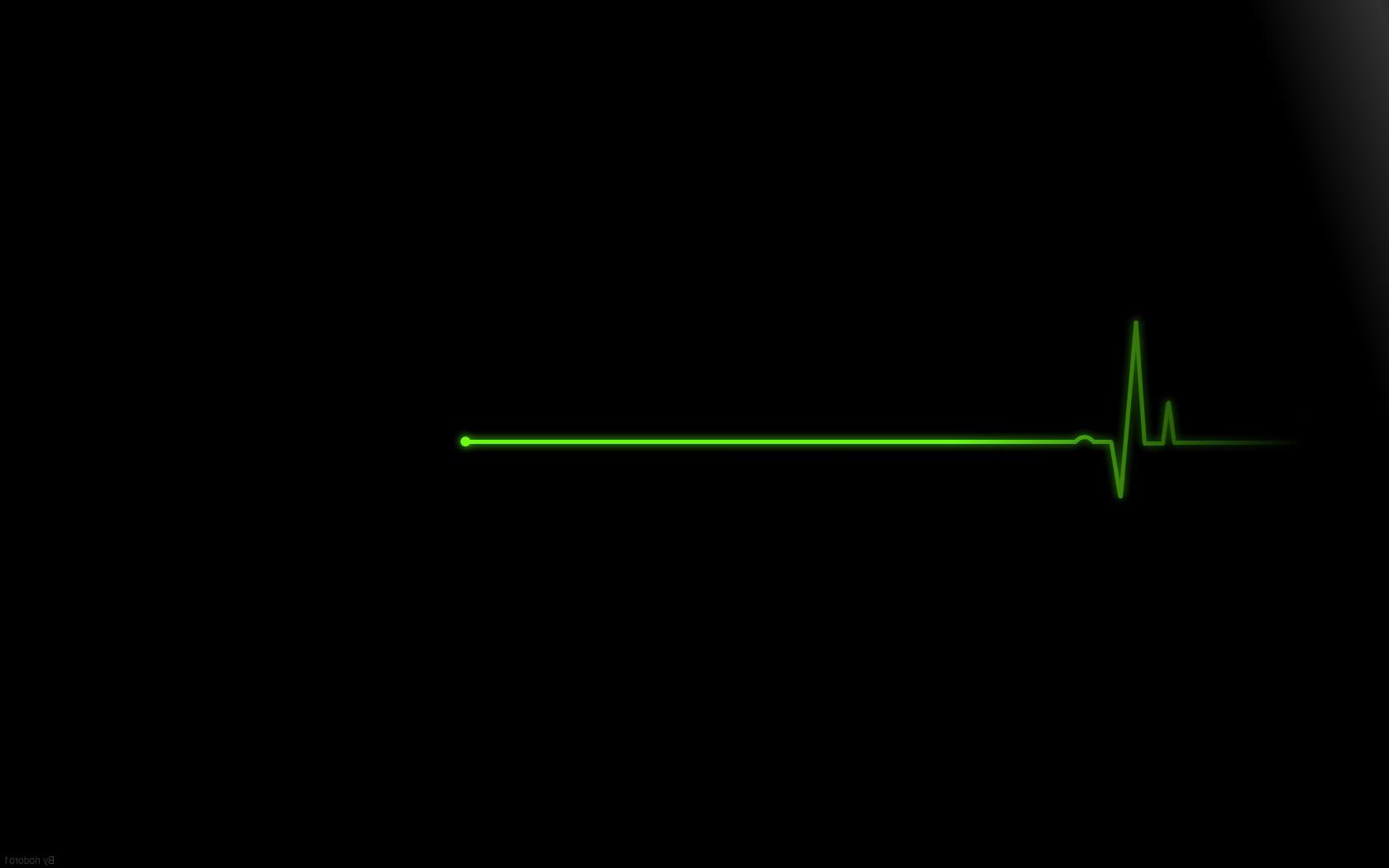 Wallpaper Lens Flare Heartbeat Shape Line Symbol Screenshot