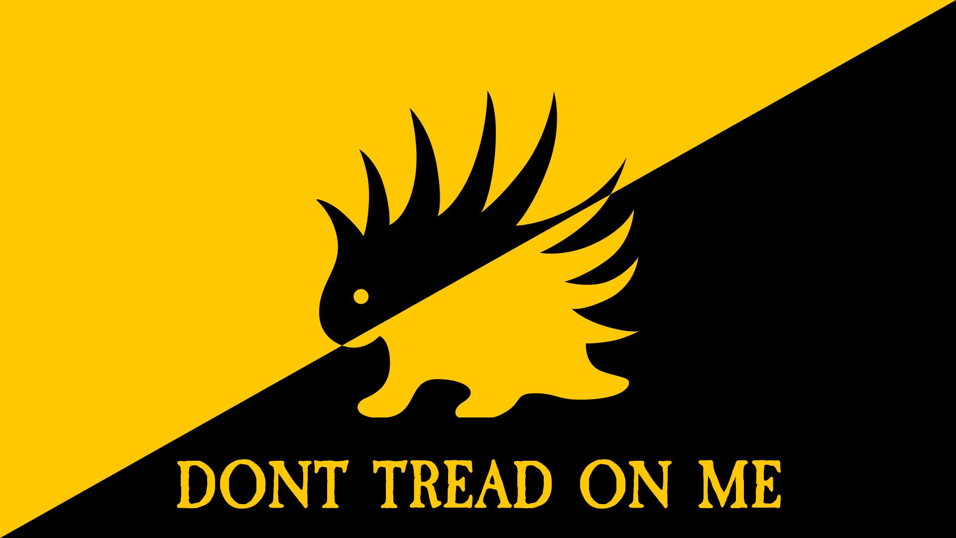 Wallpaper Libertarianism Anarchism Gadsden Flag Ancap
