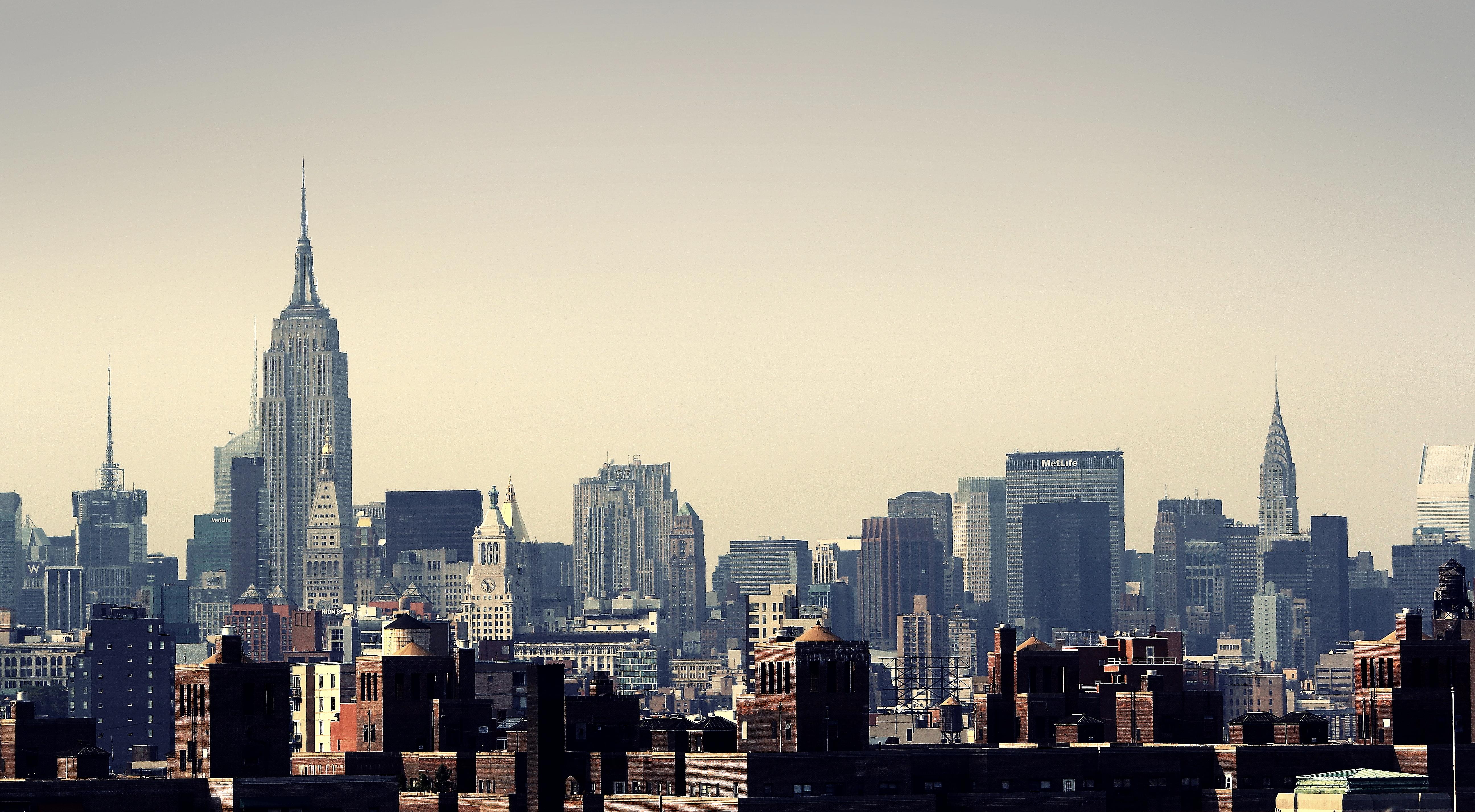 Wallpaper Life New York City Nyc Usa Ny Newyork Building