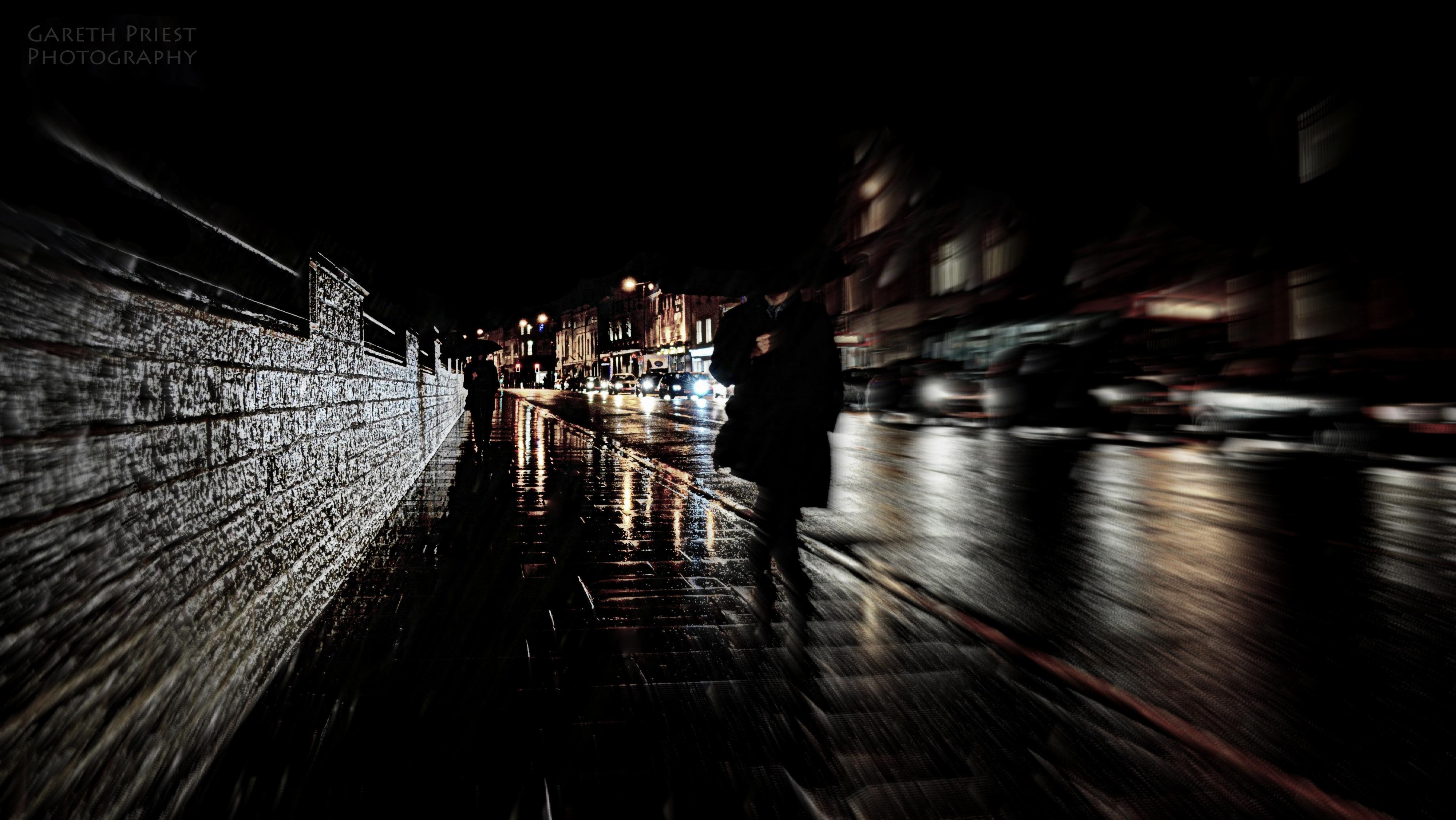 Wallpaper Life Road Street City UK Winter Light Shadow Portrait People Urban Inspiration Man Motion Reflection Bus ART Cars Rain