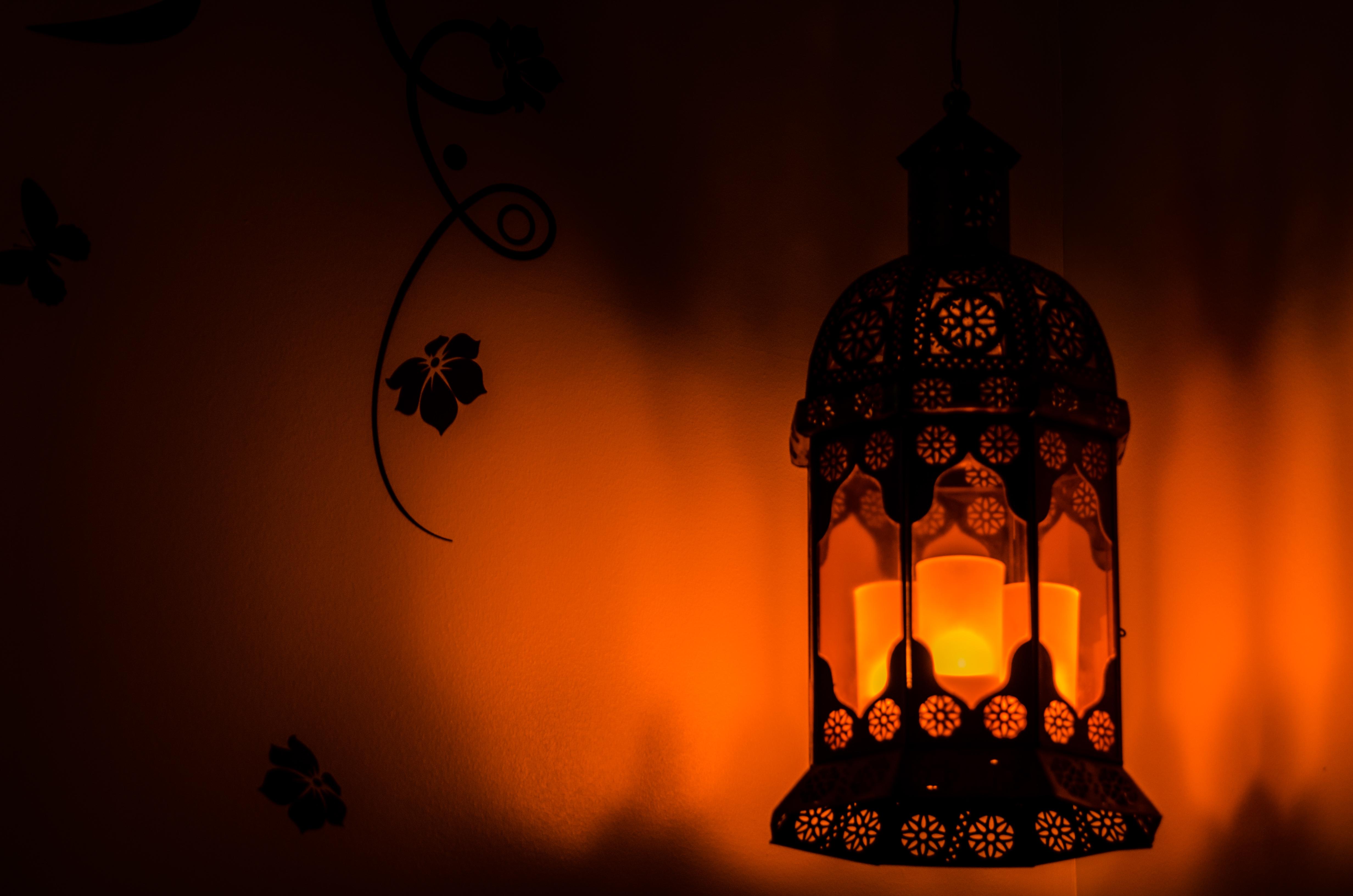 Sfondi lampada leggero oscurità halloween lanterna