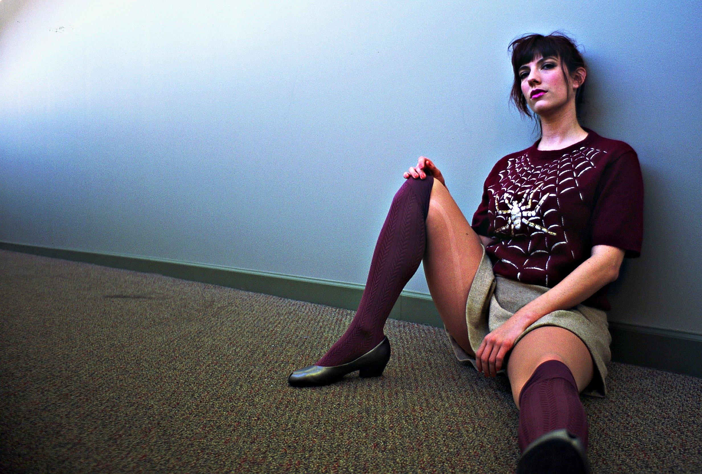 веб девушка модель cute