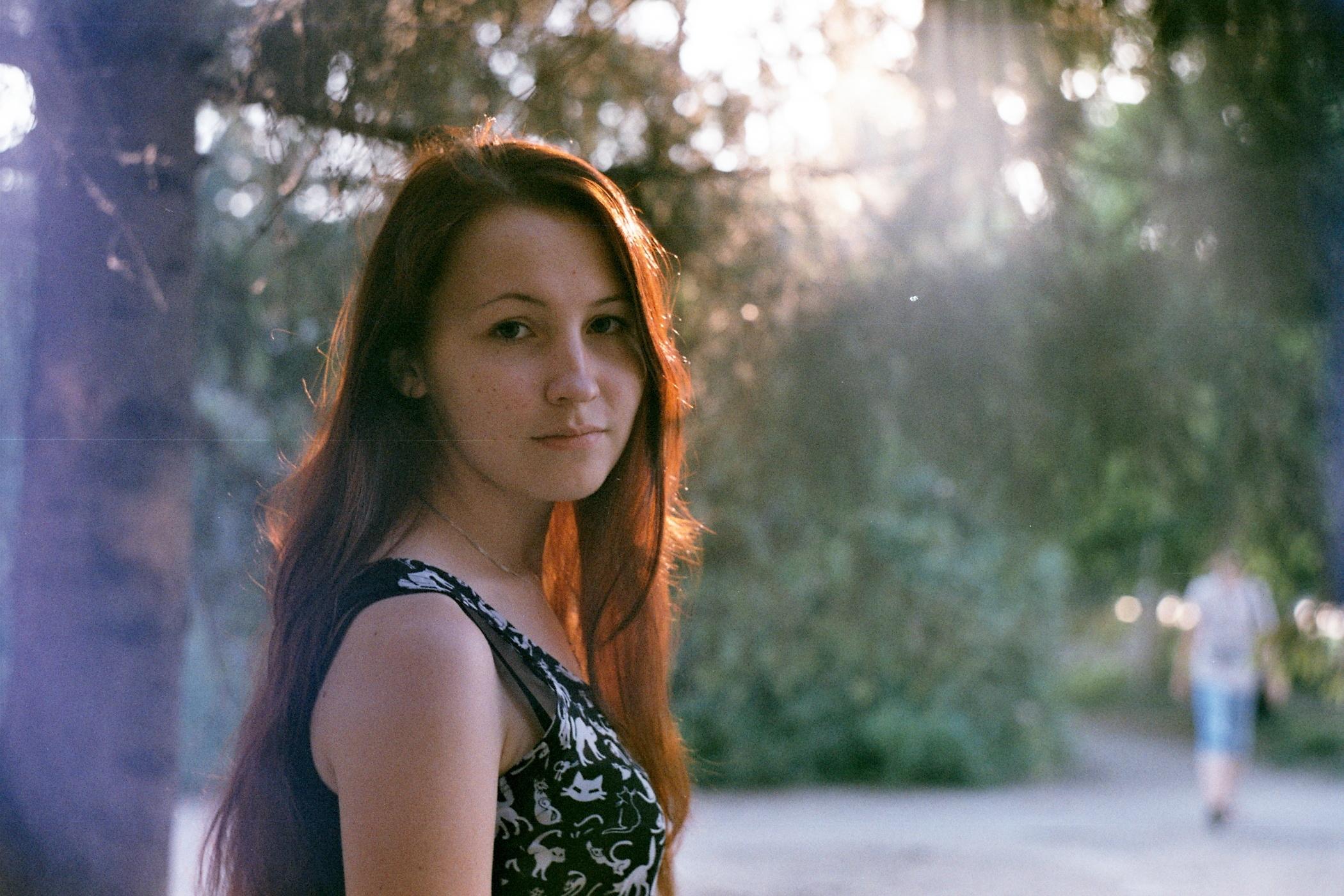Russisk pige