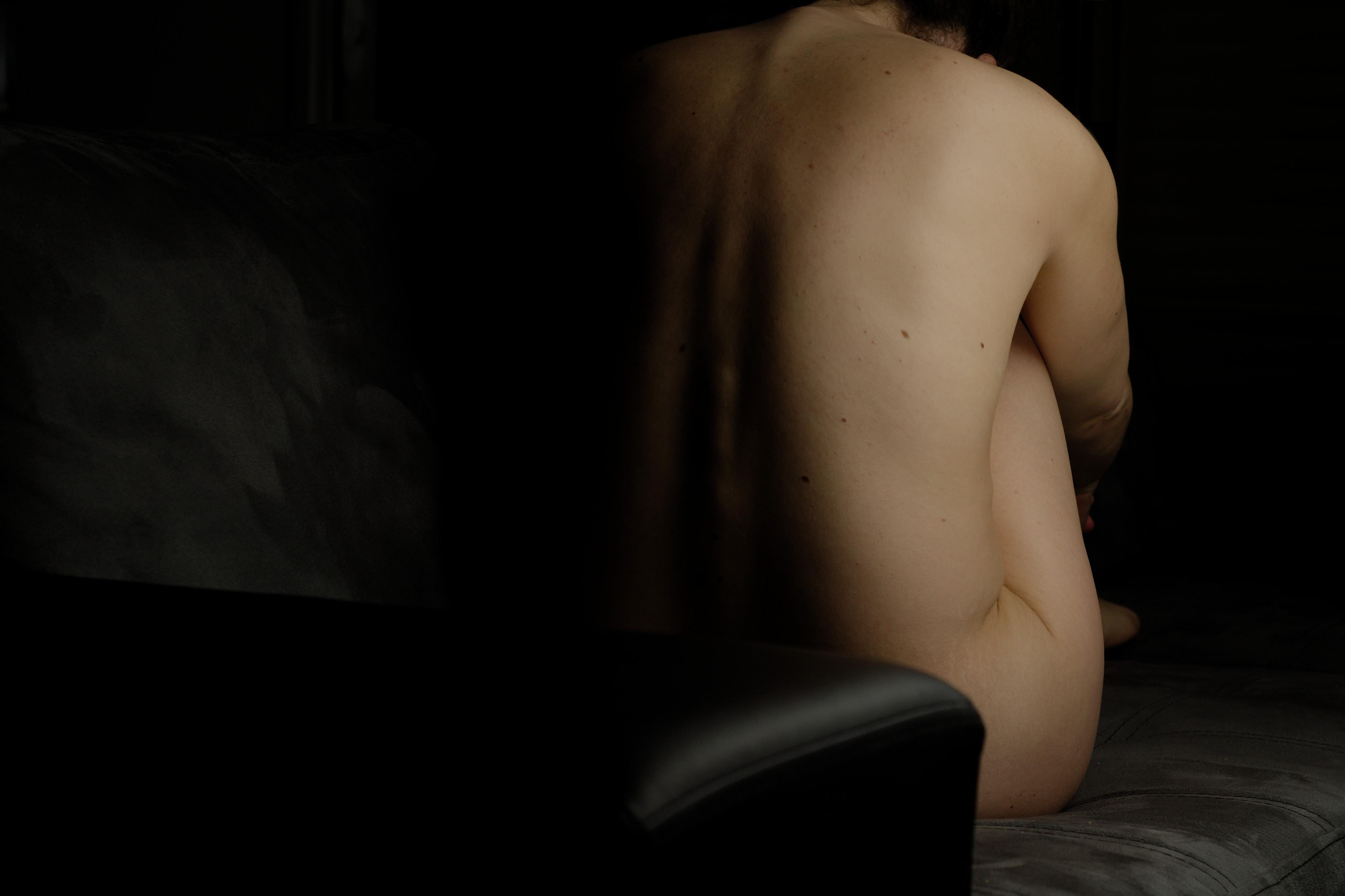 muskel femme nue