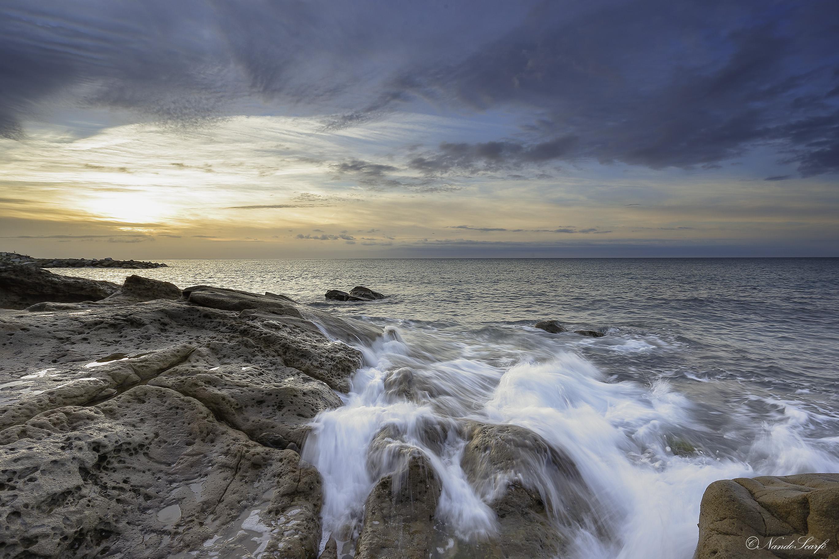 Light Sunset Sea Summer Sky Cloud Sun Sunlight Seascape Color Nature Beautiful Beauty Clouds Canon Landscape