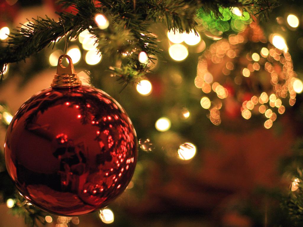 Immagini Natale 1024x768.Sfondi Luci Natale Addobbi Natalizi 1024x768 Poune 1353179