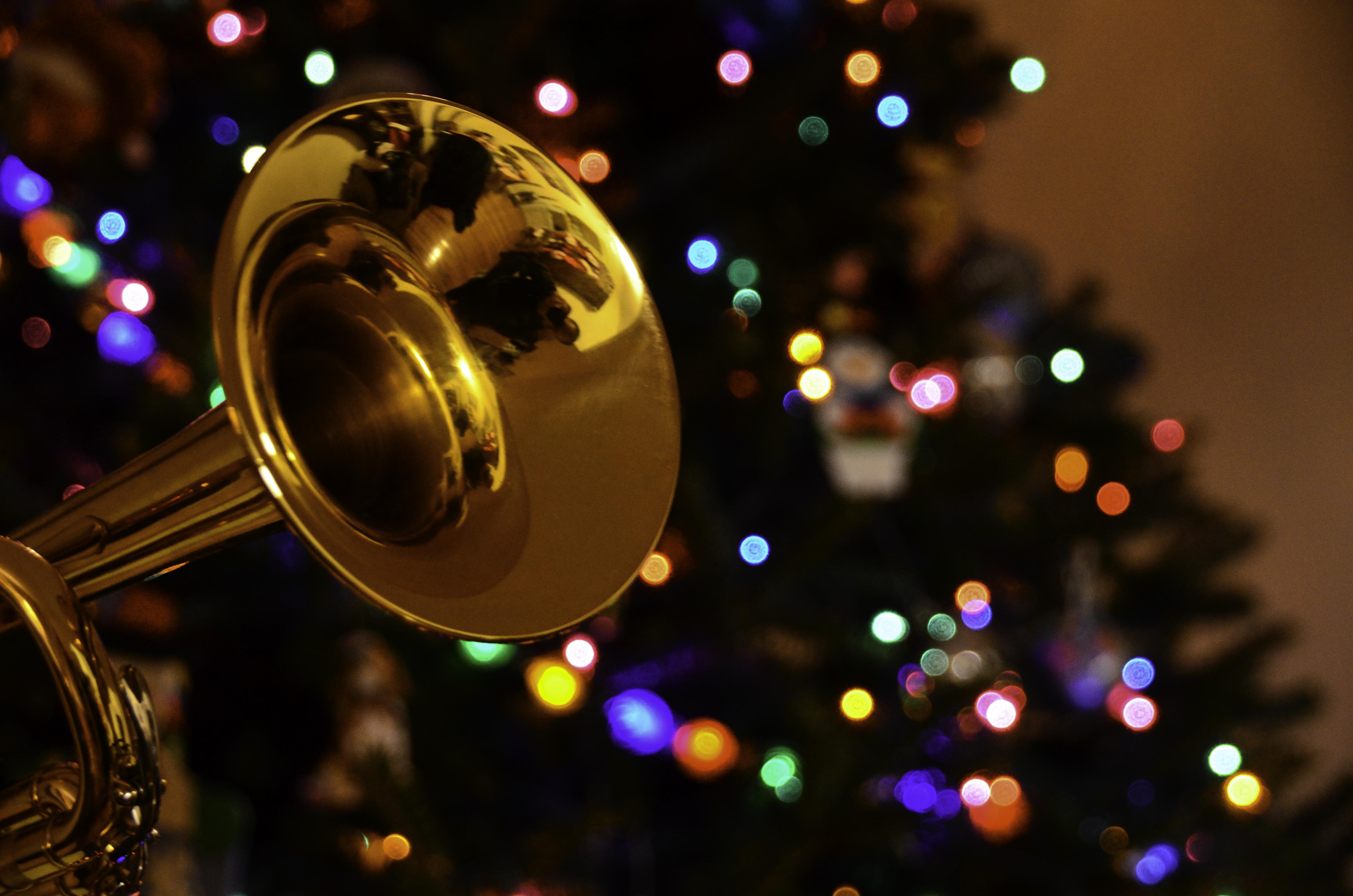 Decoration Fete Trompette