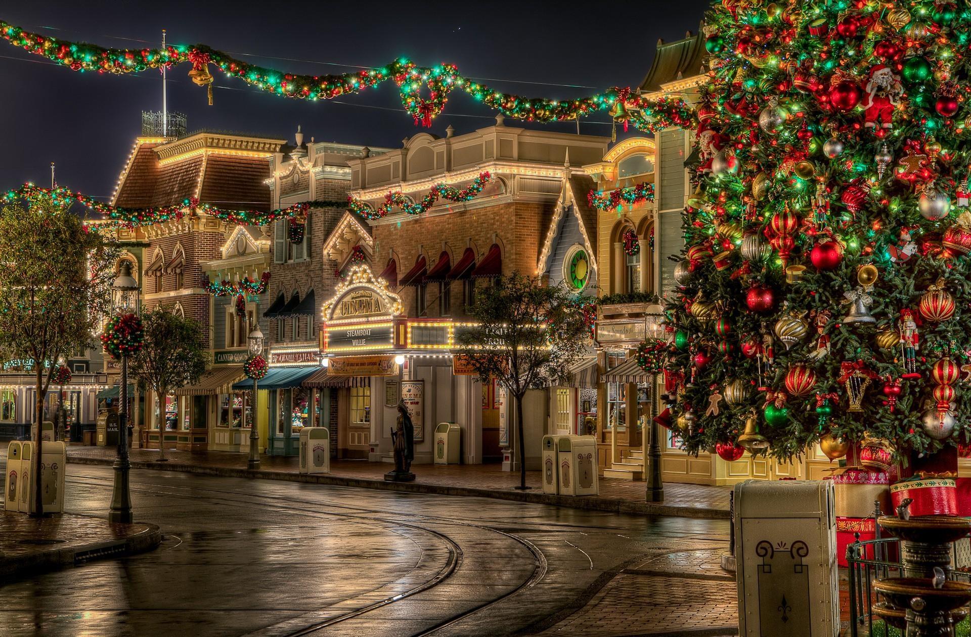 Sfondi Paesaggi Natalizi.Sfondi Strada Paesaggio Urbano Notte Vacanza Luci Di Natale Albero Bellezza I Regali Decorazione Natalizia 1920x1260 4kwallpaper 699000 Sfondi Gratis Wallhere