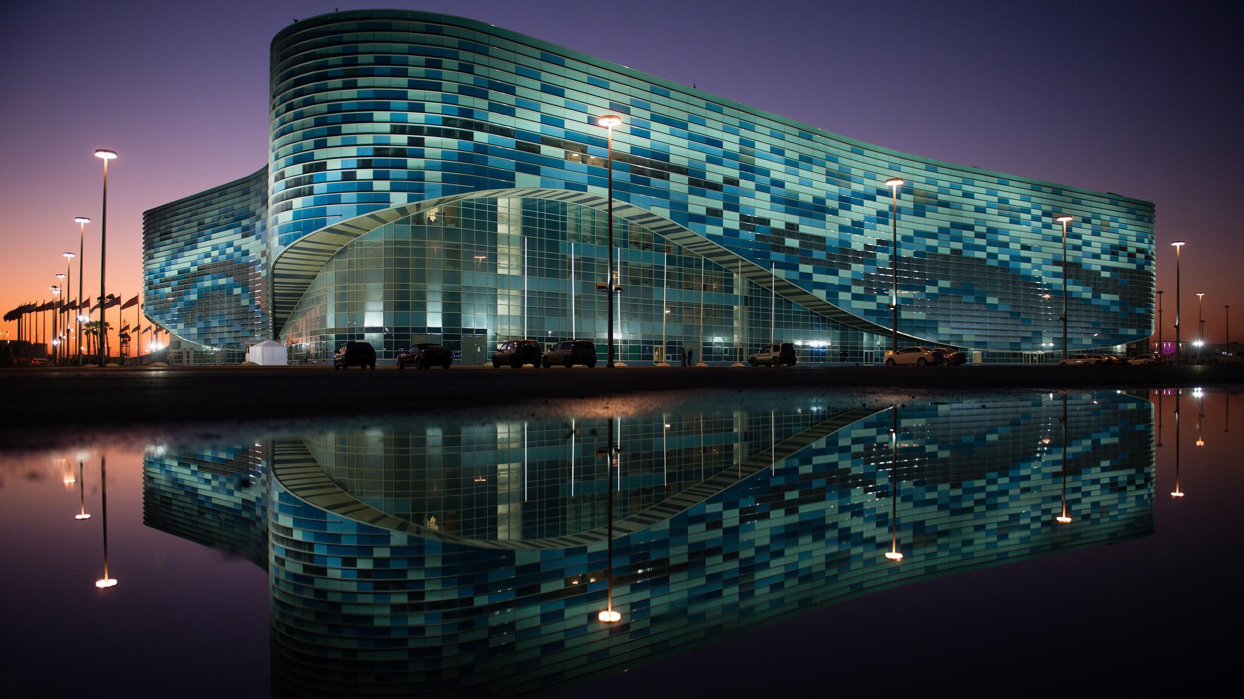 это красивые здания для фото в сочи поколдуют фотошопе