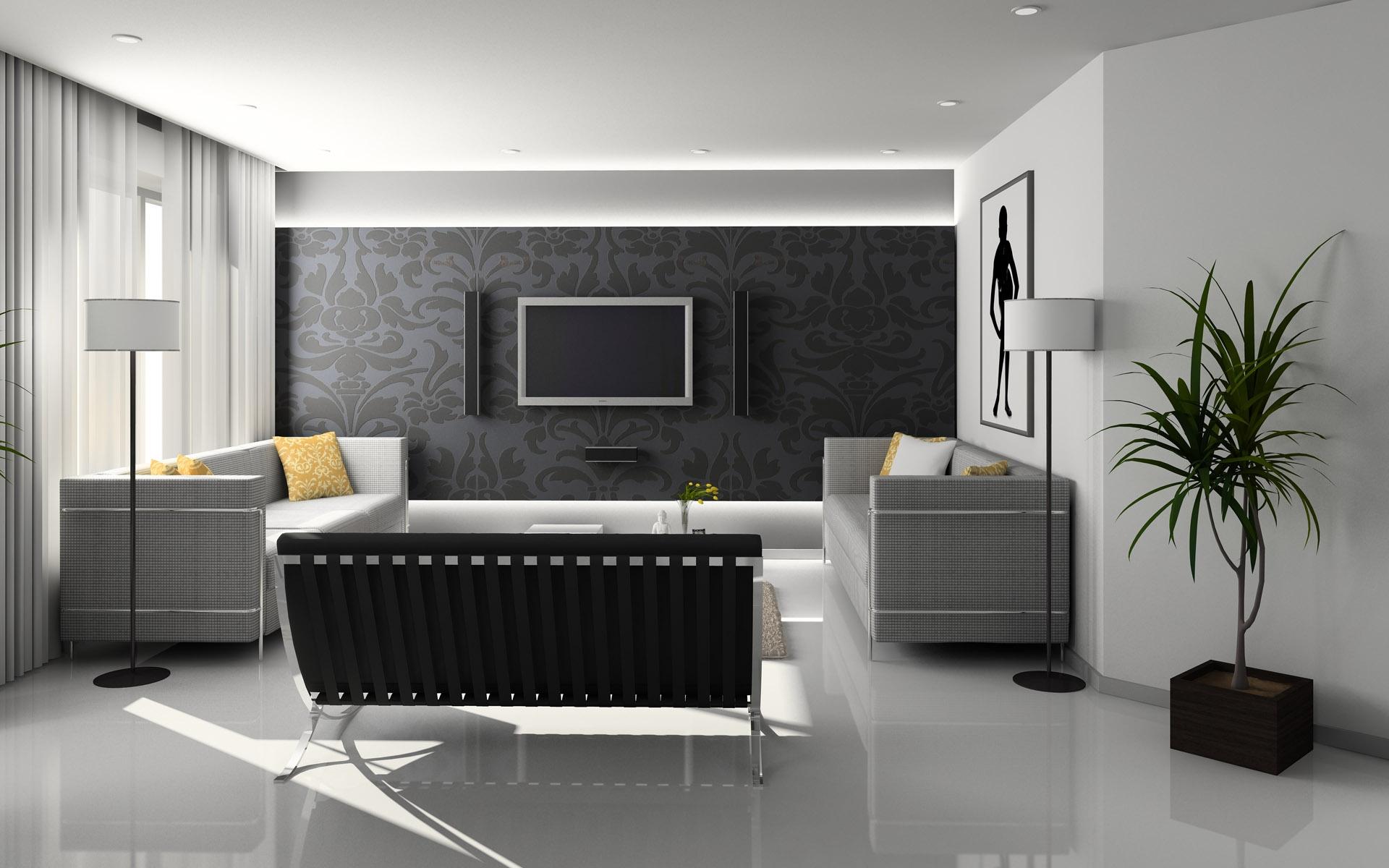Hintergrundbilder : Wohnzimmer, Zimmer, Stil, Sofa, Fernseher ...