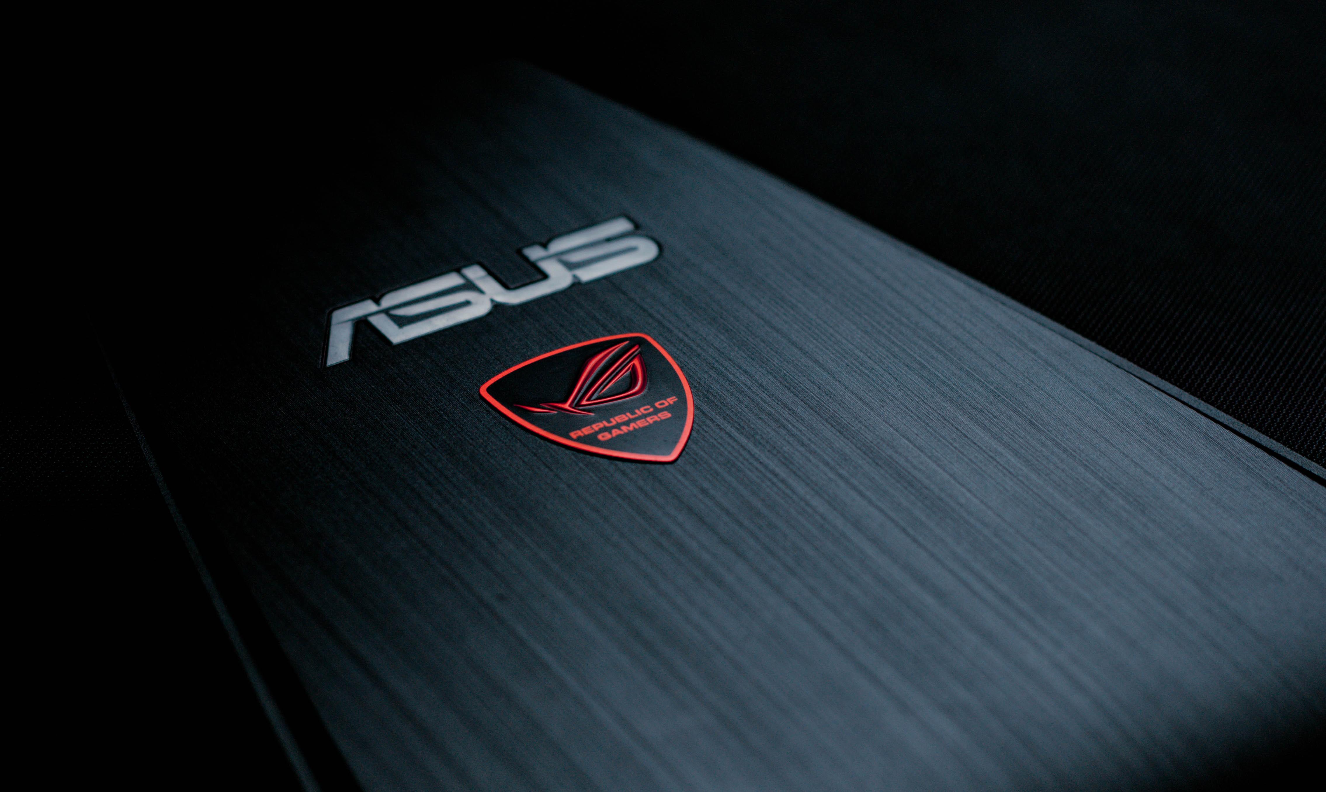 Logo Republic Of Gamers ASUS Brand Screenshot Computer Wallpaper Font