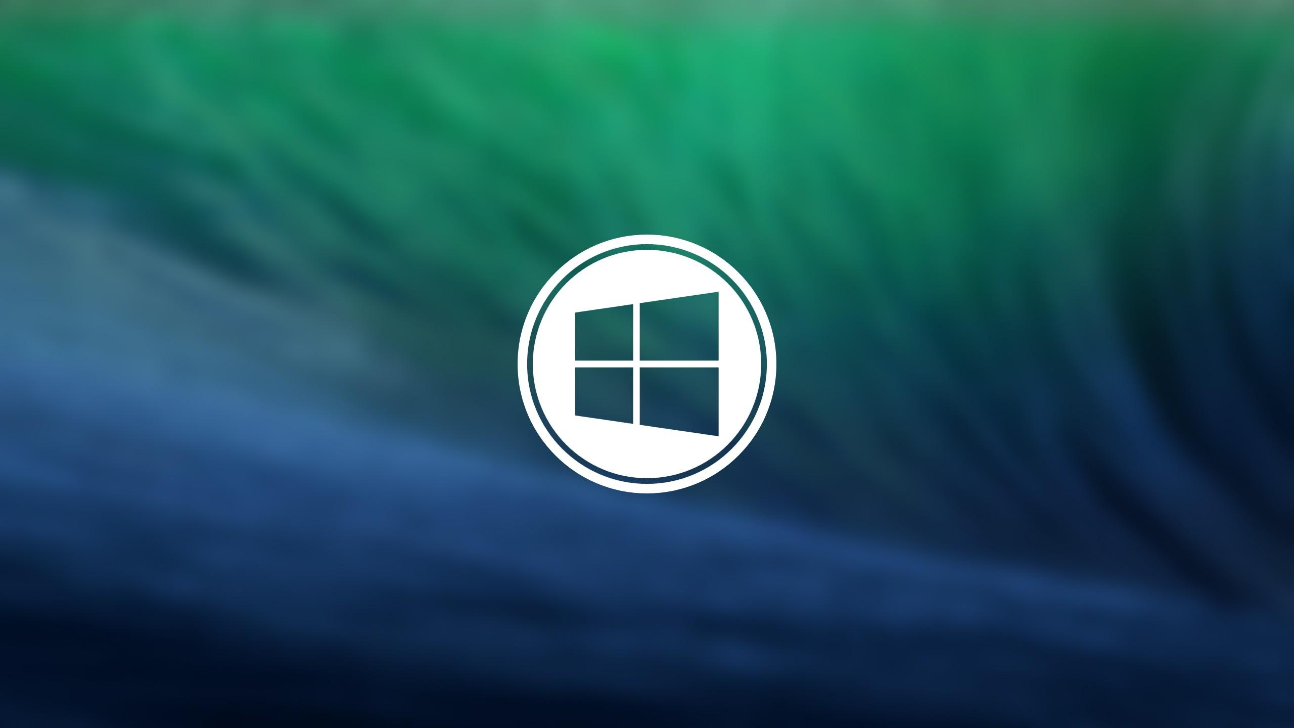 Papel De Parede : Logotipo, Azul, Círculo, Atmosfera