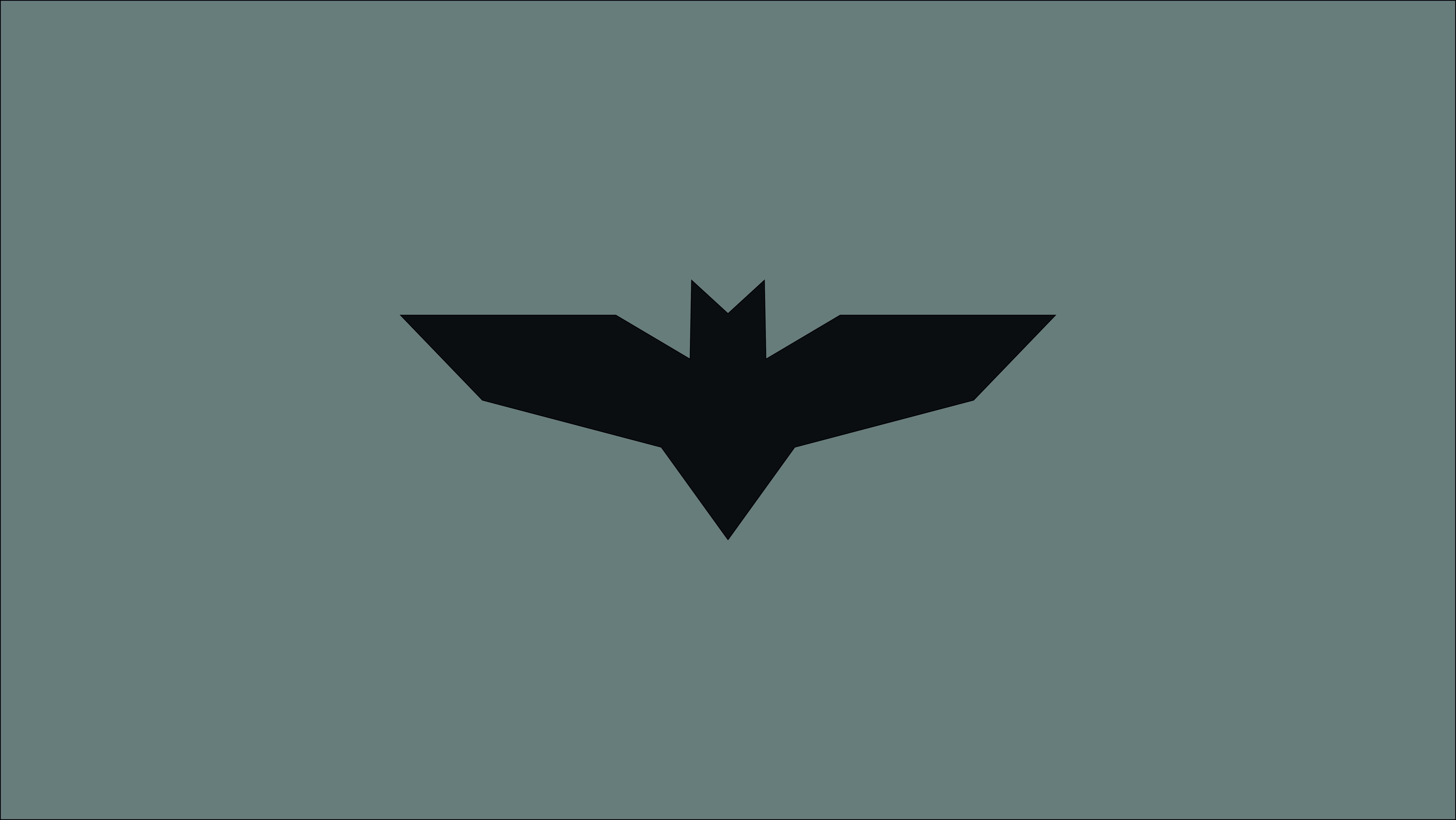 デスクトップ壁紙 スーパーヒーロー Dcコミック バットマンのロゴ