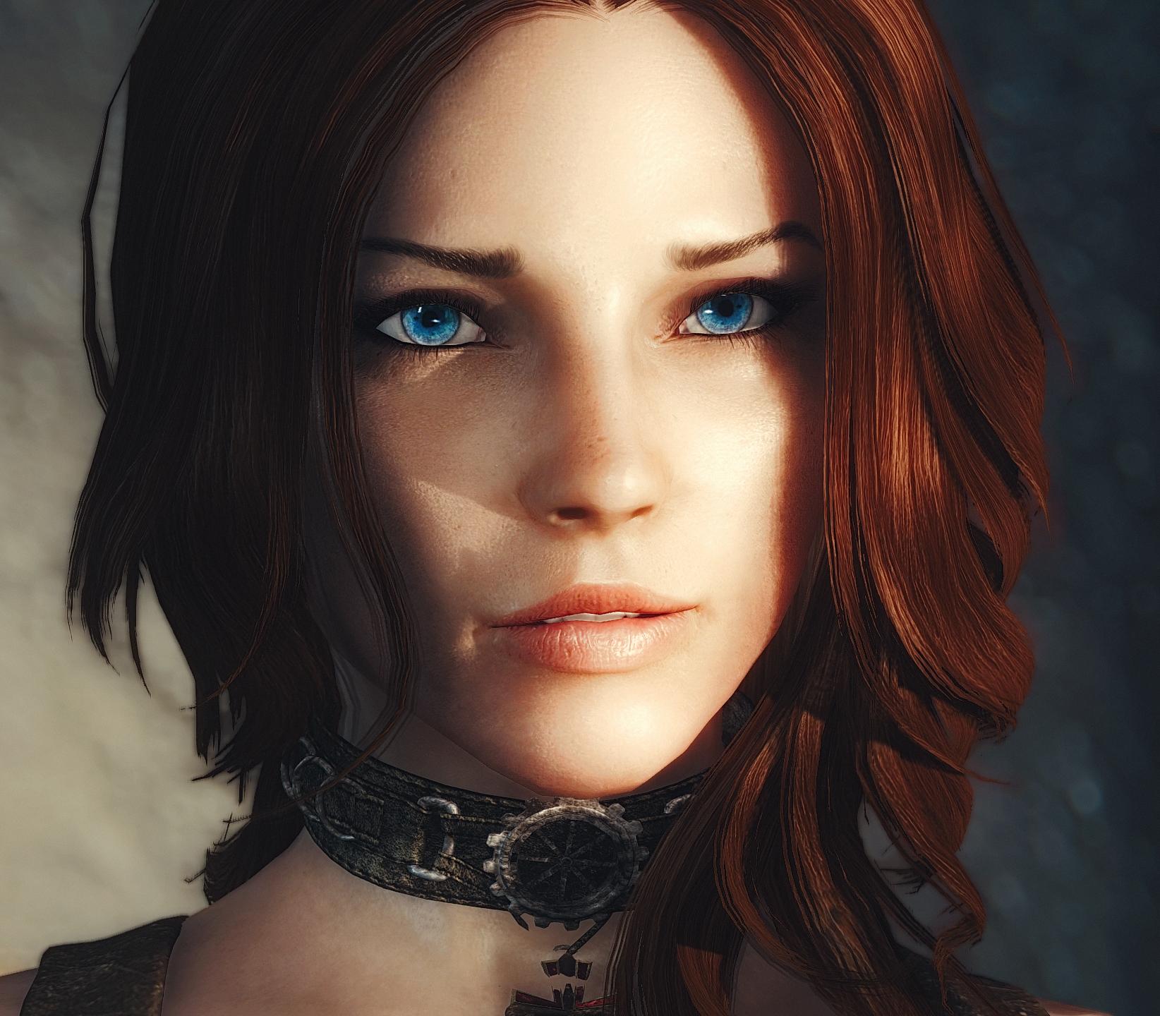Masaüstü Uzun Saç Siyah Saç Enb Kız Güzellik Göz Dudak
