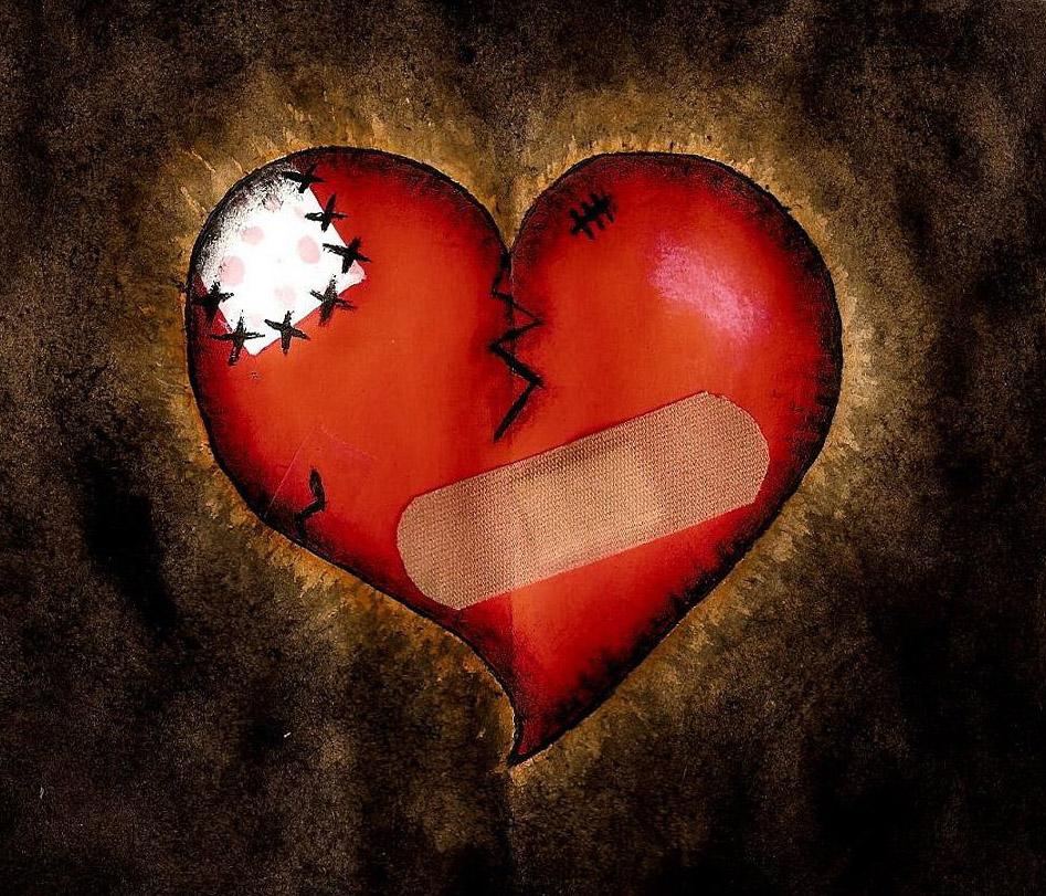 актуальна этом красивые картинки разбитого сердца творческий фотограф