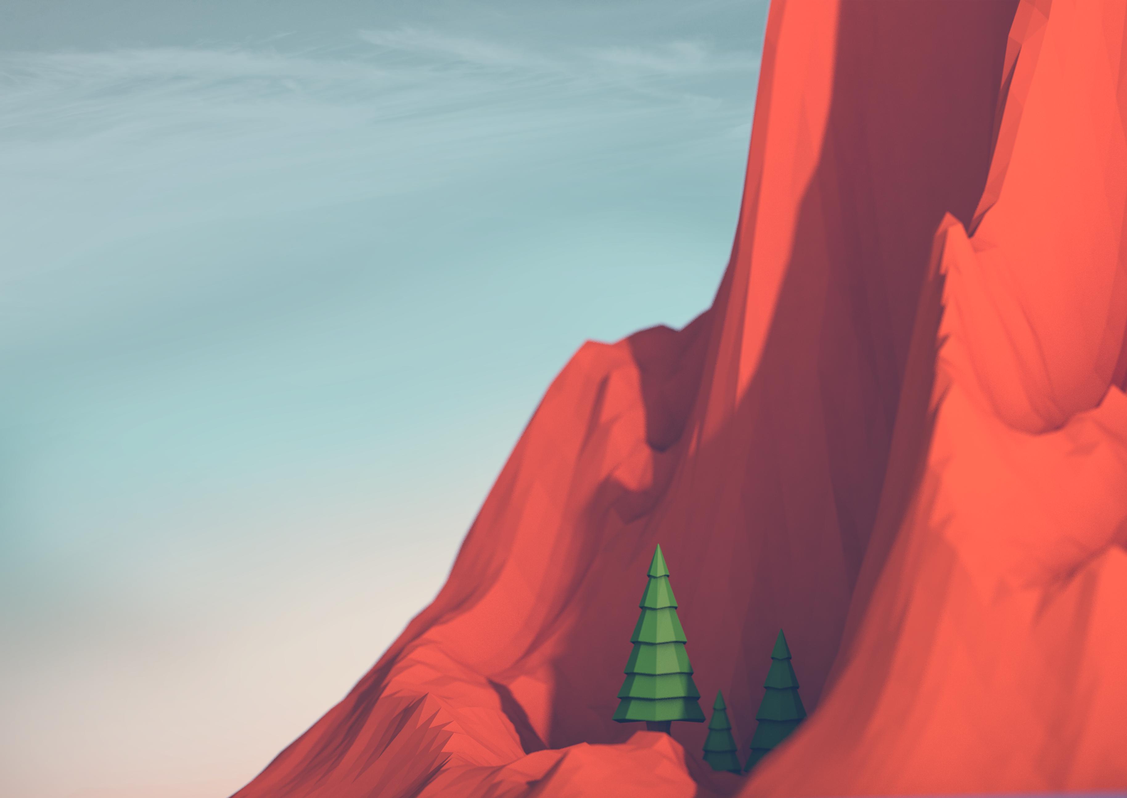Must see Wallpaper Mountain Polygon - low-poly-3D-mountains-polygon-art-1250285  Pic_877796.jpg