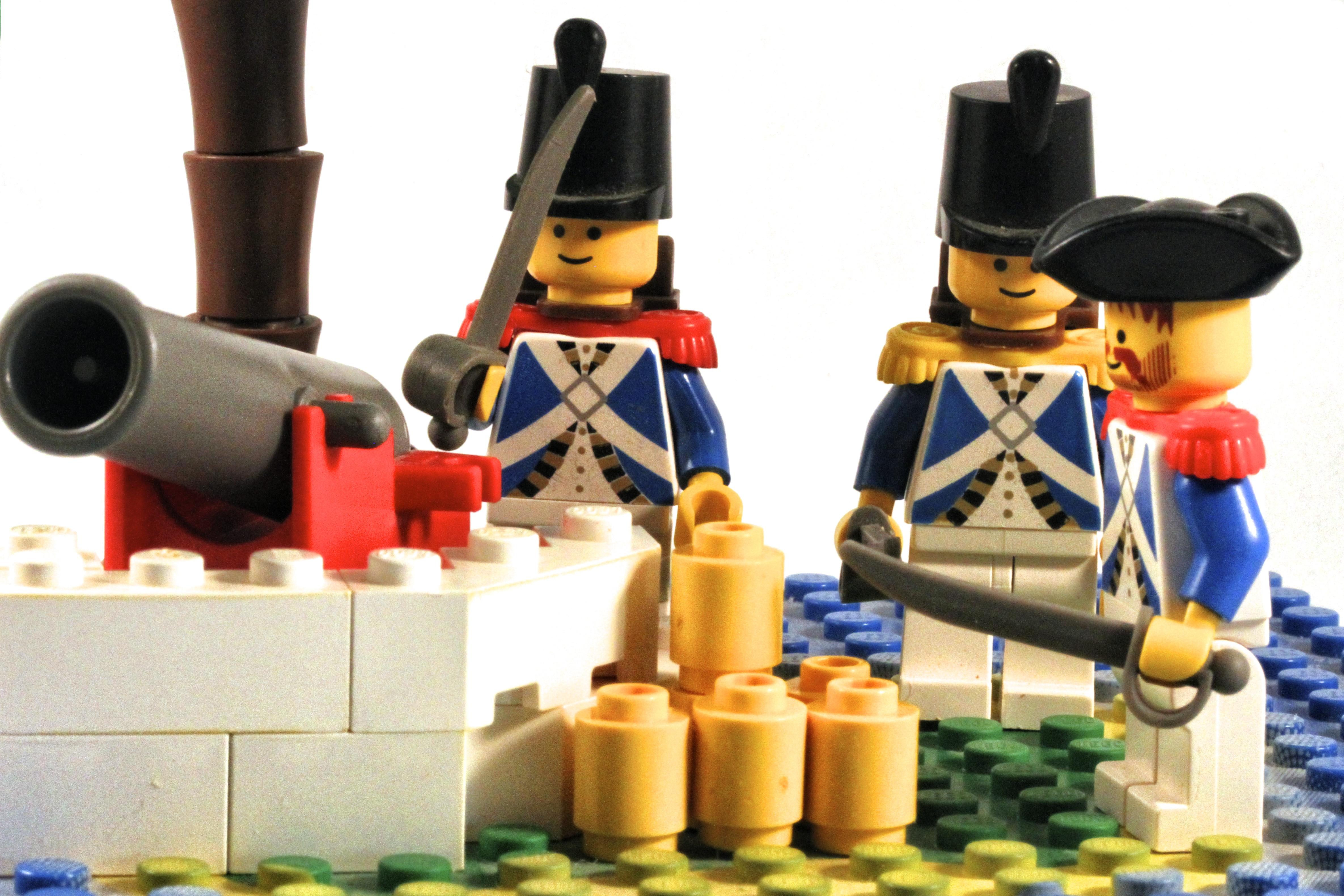Lego Pirates Canon