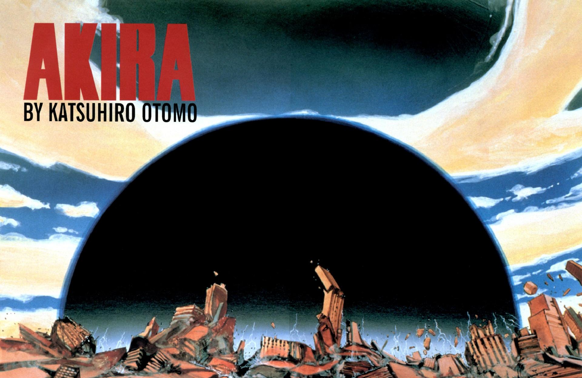 Wallpaper Manga Poster Akira Katsuhiro Otomo Art Album Cover 1920x1248 Bas123 61948 Hd Wallpapers Wallhere