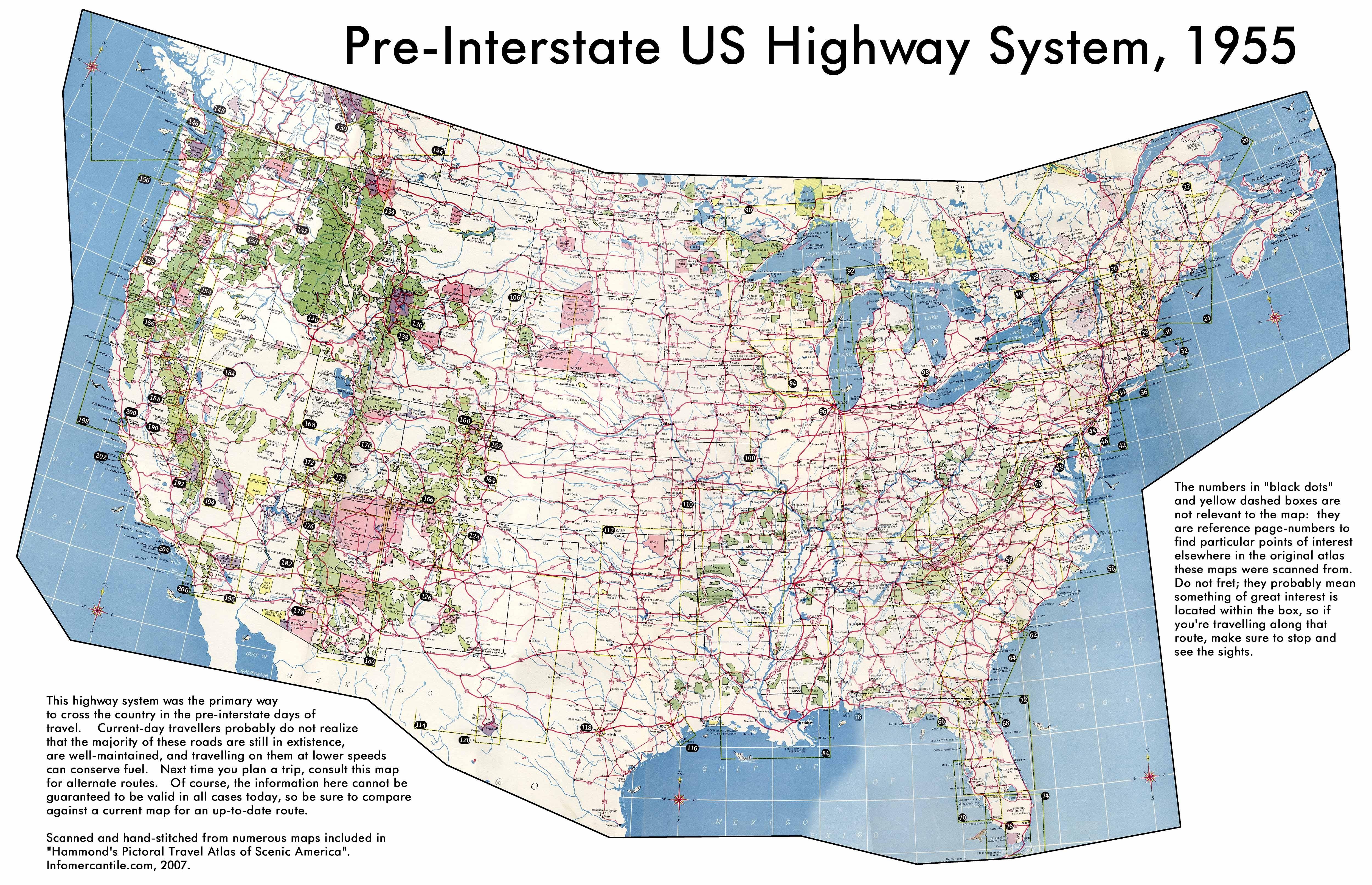 Fondos de pantalla : mapa, Estados Unidos, autopista, biología ...