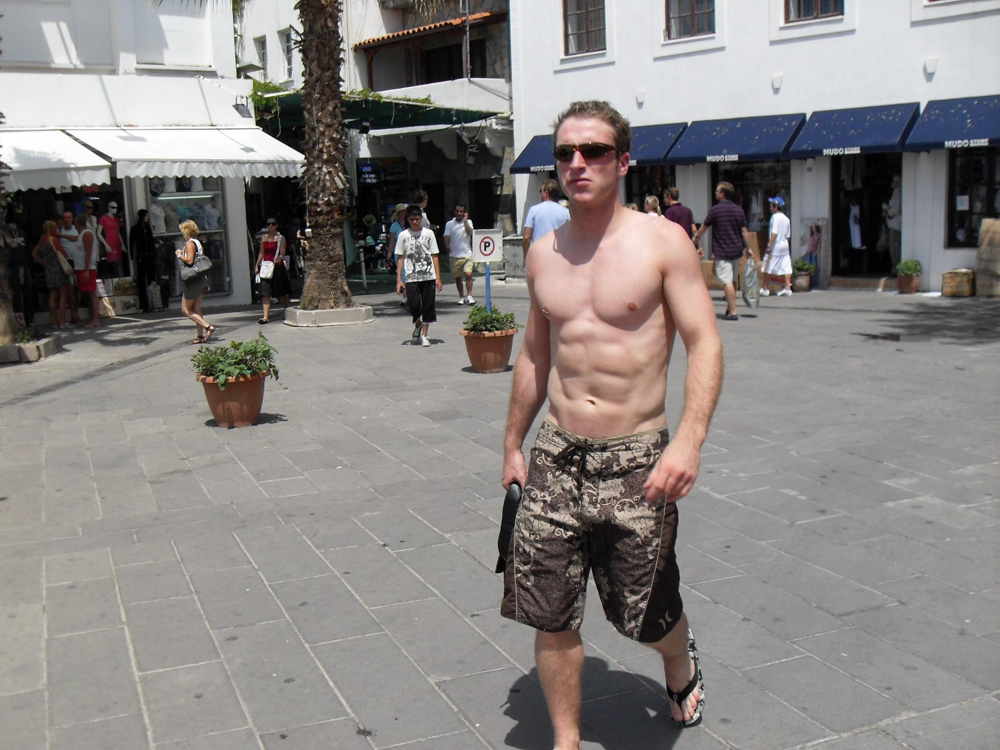 Like naked muscle jock hunk nude
