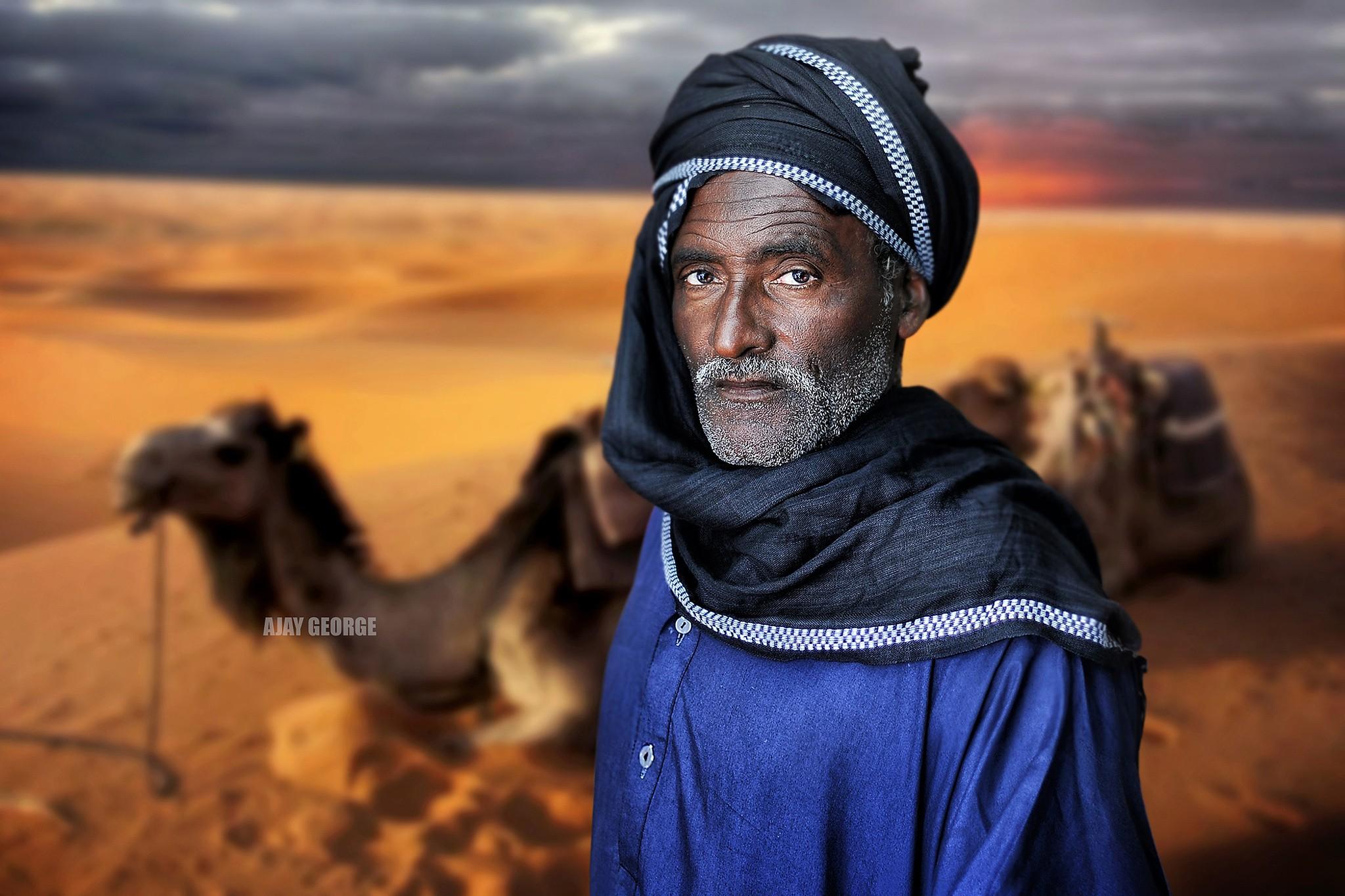 Человек пустыни картинки