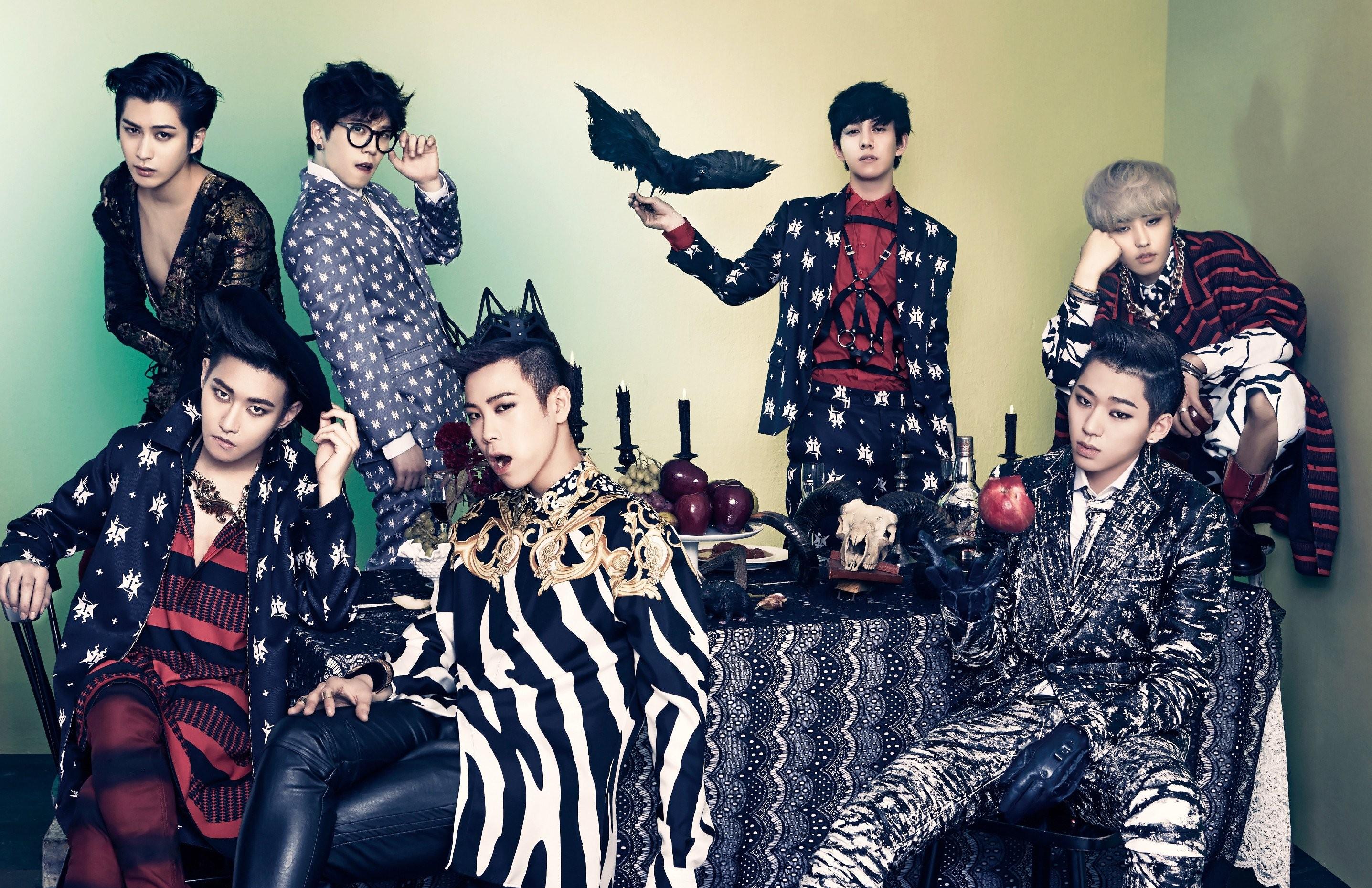 Wallpaper Men People Musician Fashion Korean K Pop