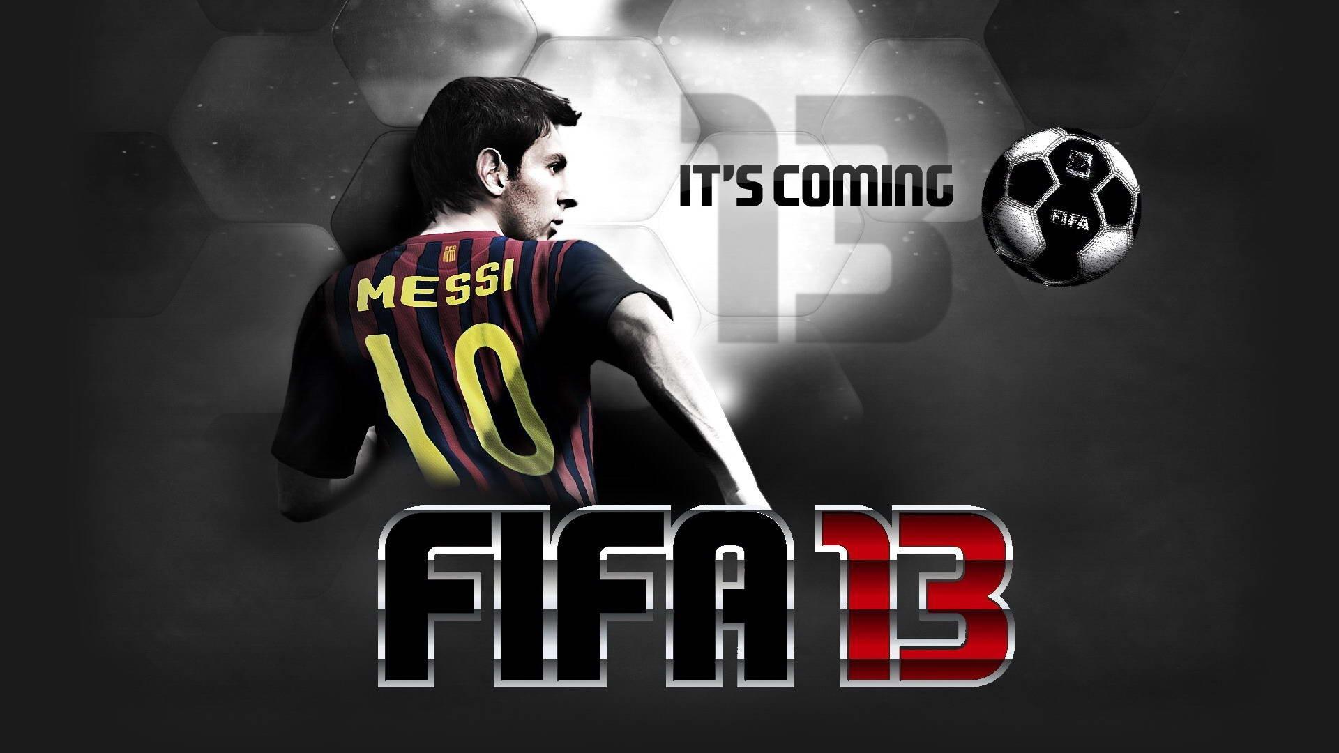 Hình nền : Đàn ông, bóng đá, áp phích, nhãn hiệu, Lionel Messi, FC Barcelona, FIFA 13, Ảnh chụp màn hình, 1920x1080 px, Hình nền máy tính, phông chữ, bìa ...