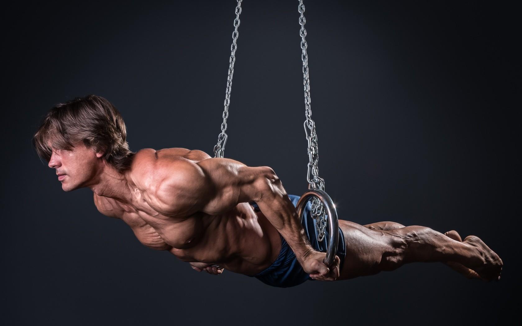 Men Sport Muscles Bodybuilding Muscle Arm Chest Human Body Wrestler