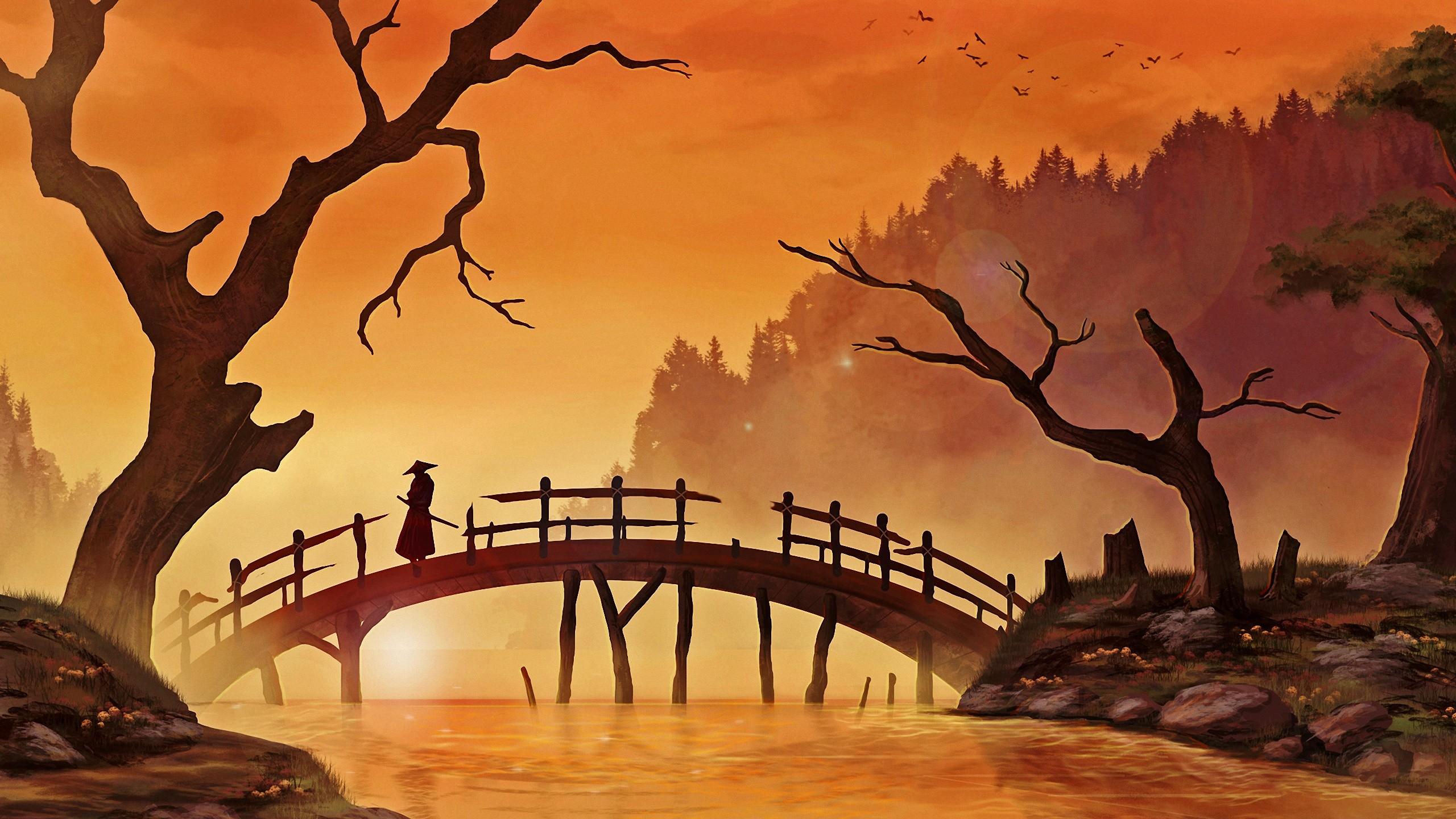 Japanese Landscape Painting Wallpaper Japanese Landscape Pai...