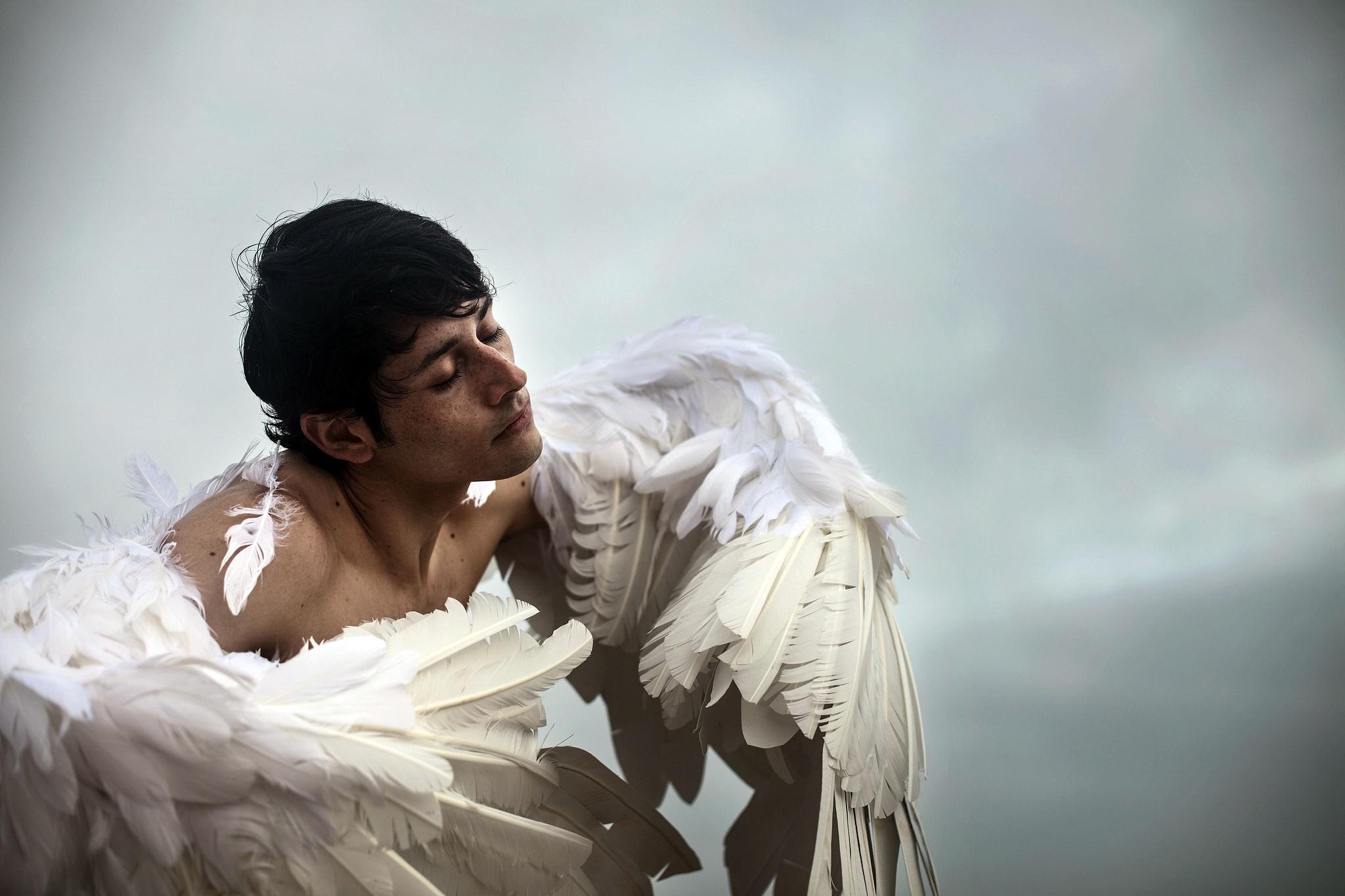 Картинки про людей ангелов