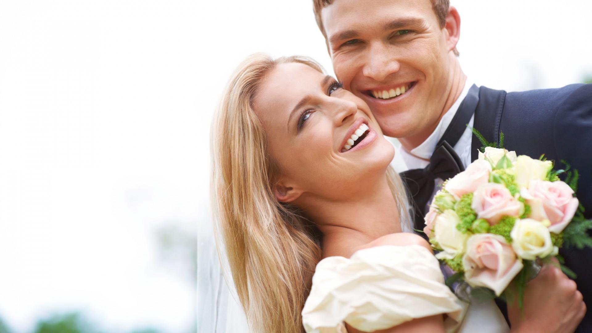 нуждается тебе: обои жених и невеста опилки имеют