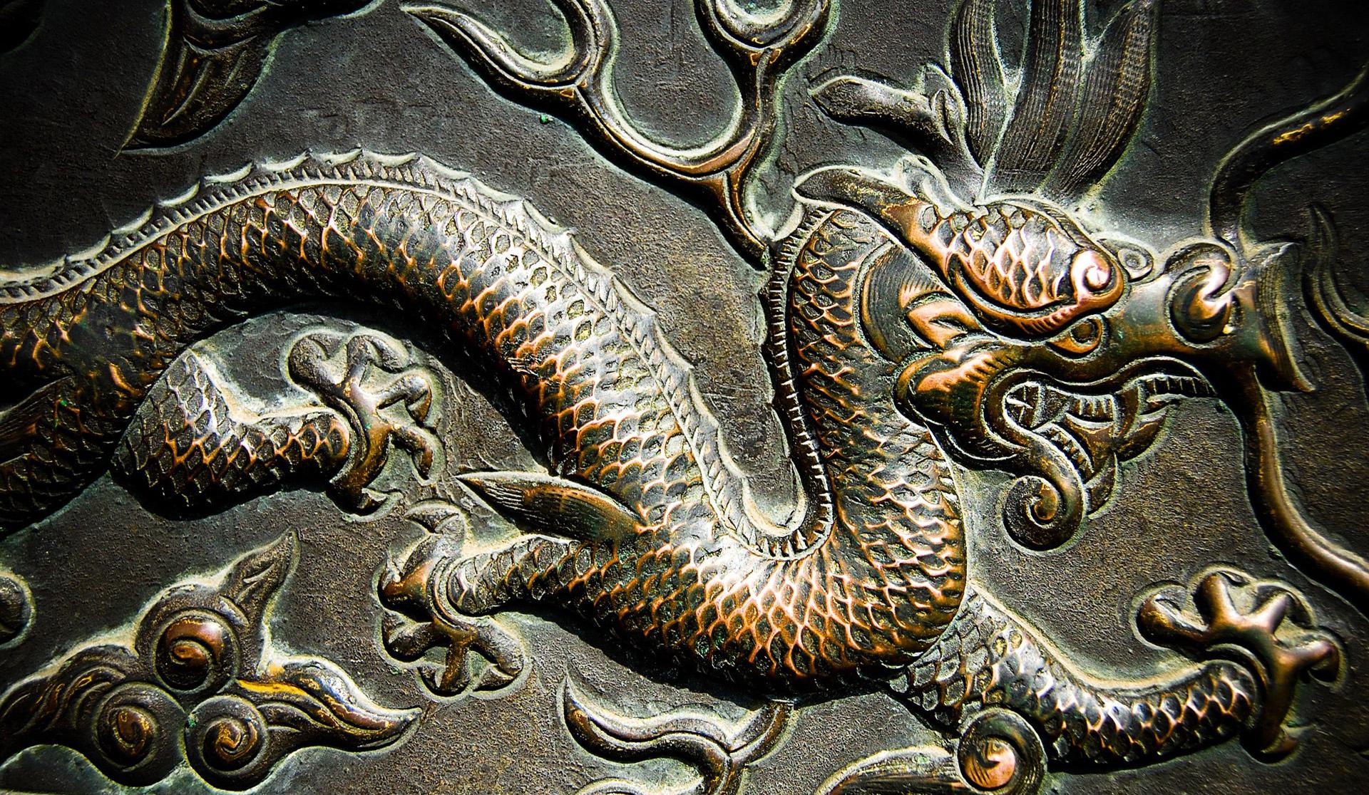 древний китай картинки дракона дворянское гнездо расположен