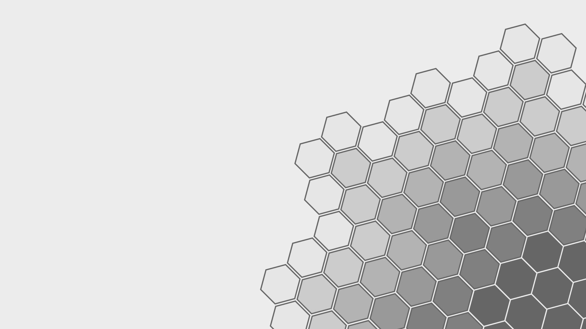 Wallpaper Minimalism Geometry Hexagon Simple Background