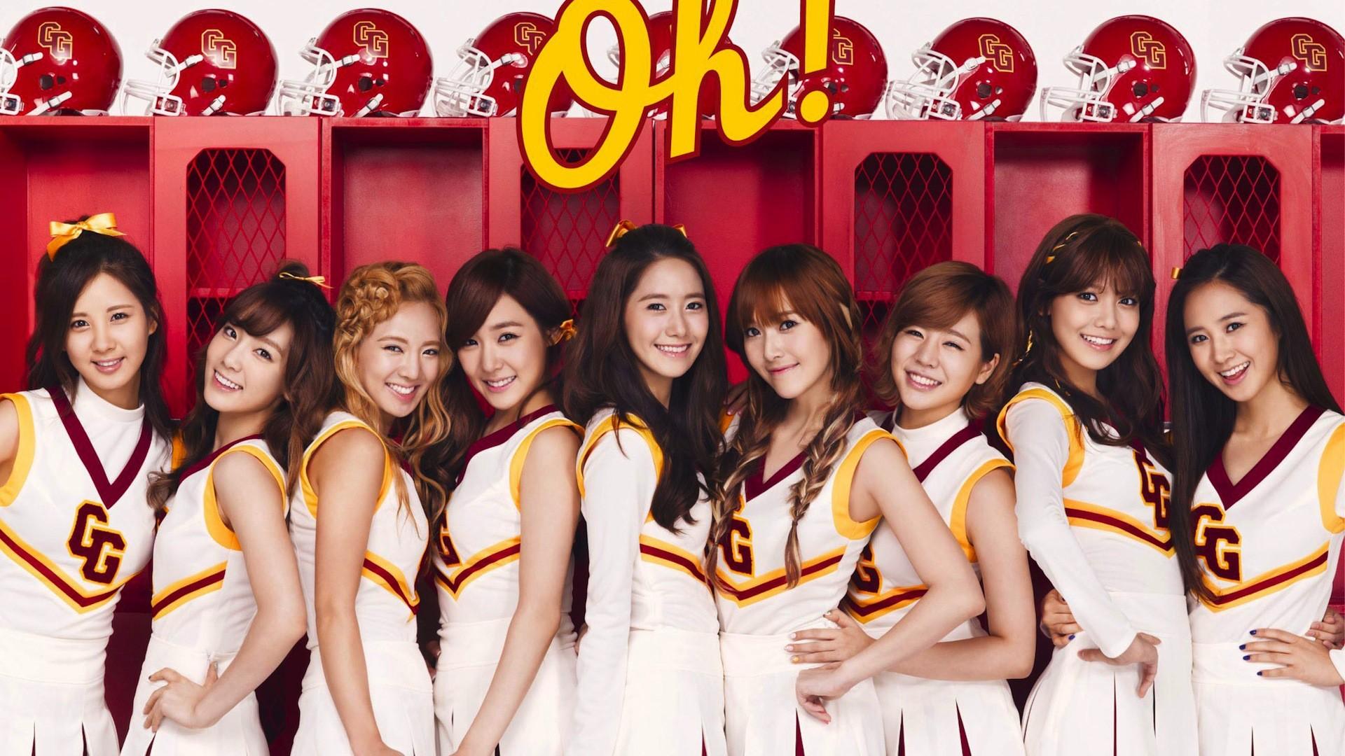 Wallpaper Model Asian Korean Girls Generation Snsd K
