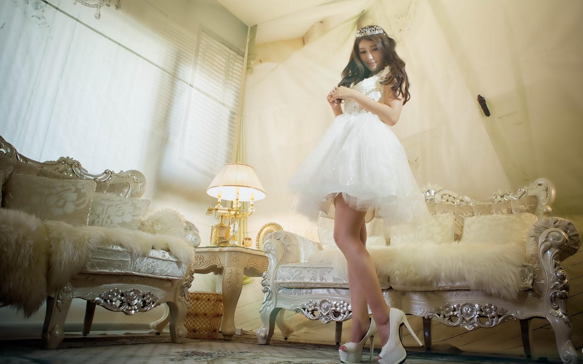 Hintergrundbilder : Modell-, asiatisch, High Heels, Fotografie ...