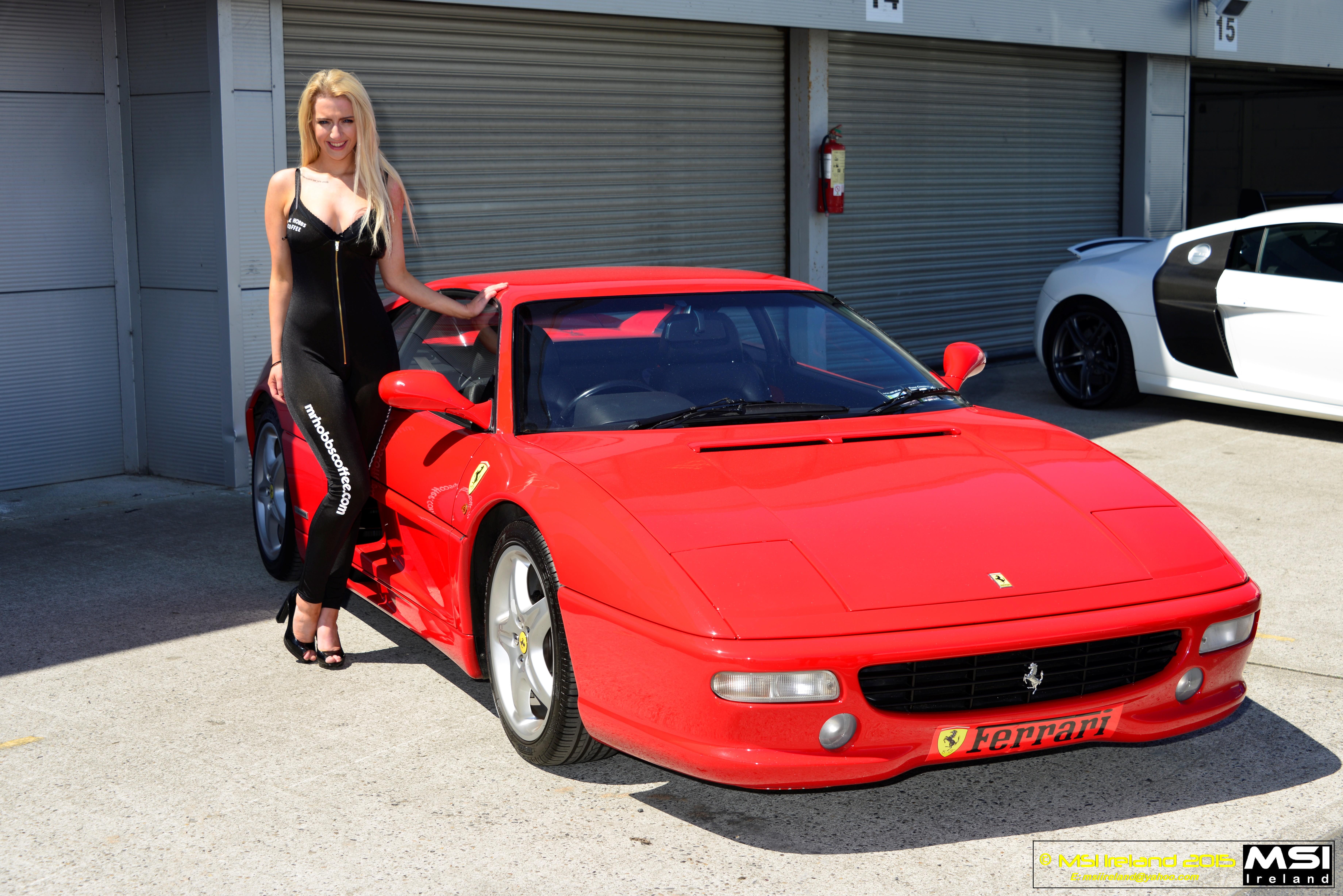 View Ferrari Testarossa Wallpaper Girls  Images
