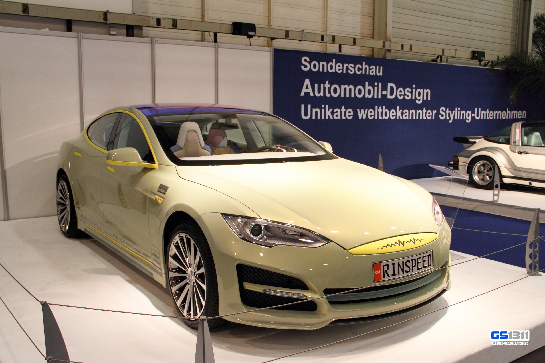 Wallpaper Model Sports Car Tesla Model S Performance Car - Automobil tesla