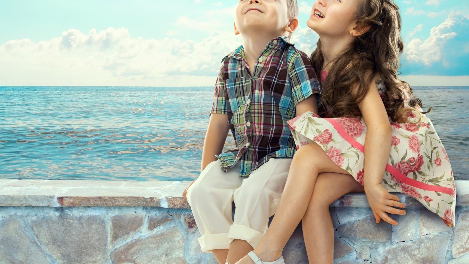 Картинки влюбленные детские