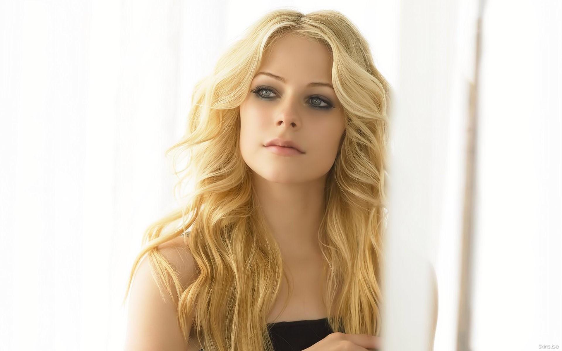 Wallpaper  Long Hair, Dress, Avril Lavigne, Supermodel -2695