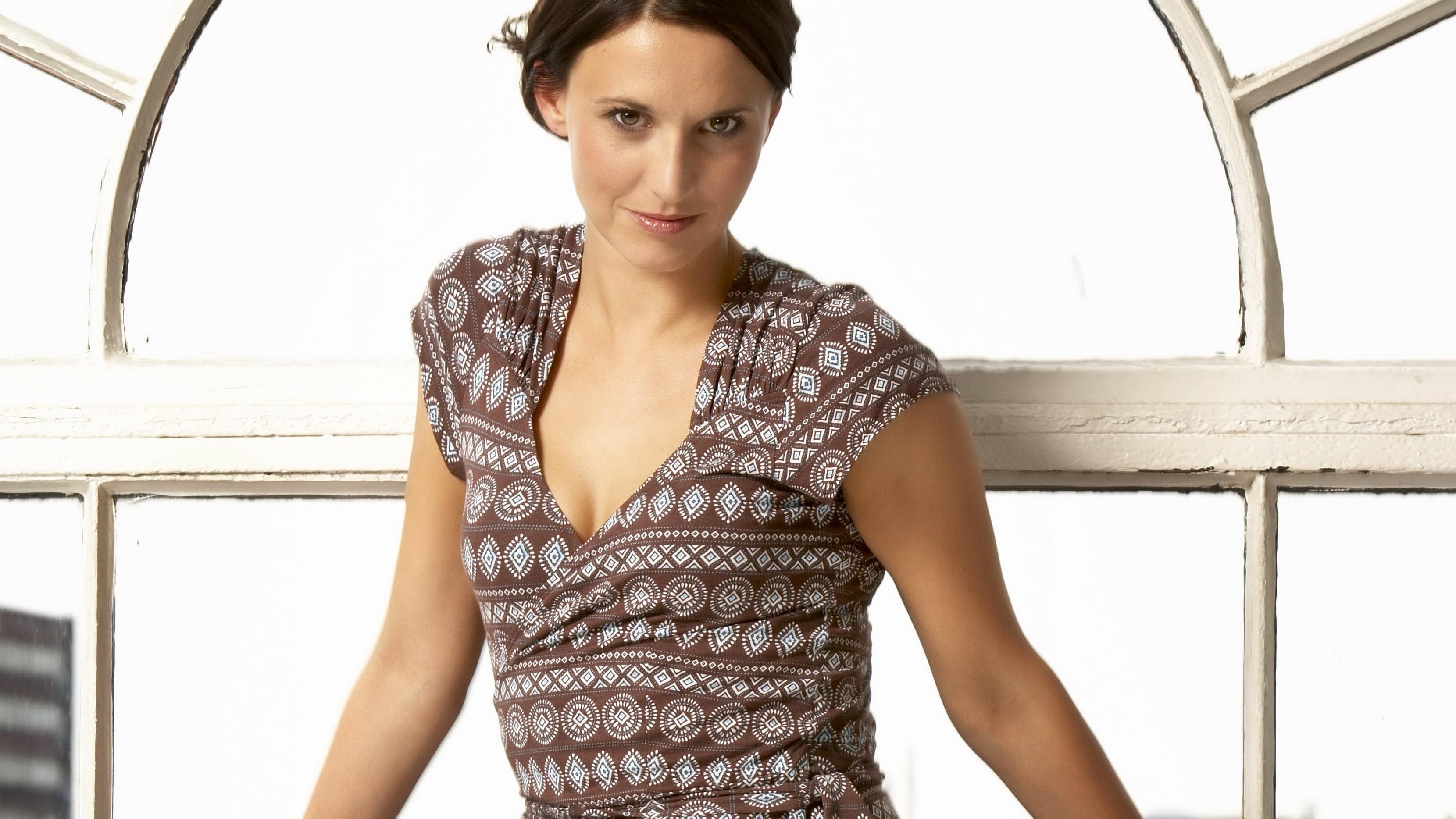 Hintergrundbilder : Modell-, lange Haare, Kleid, Muster, Mode ...