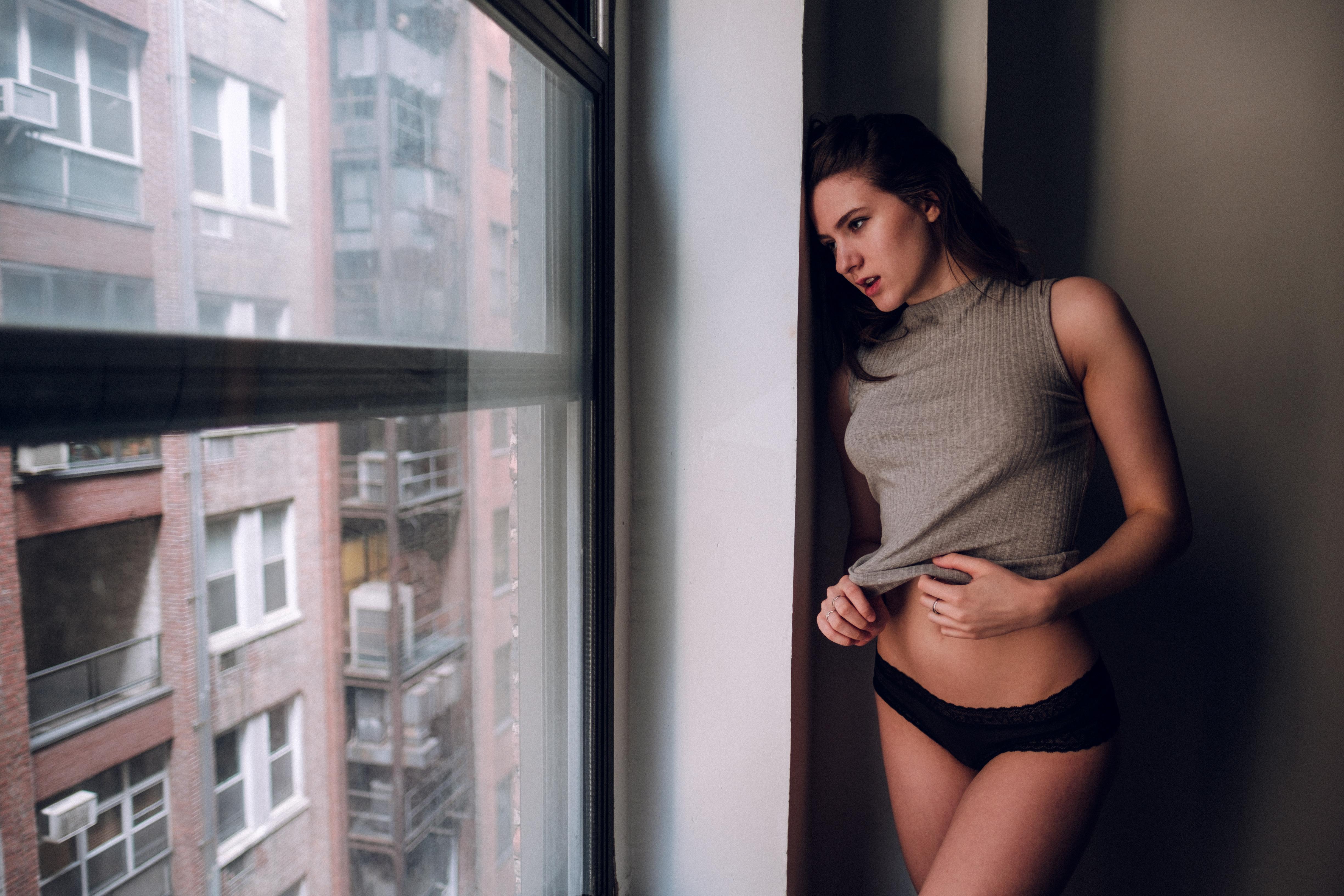 Forró meztelen fehérnemű modellek