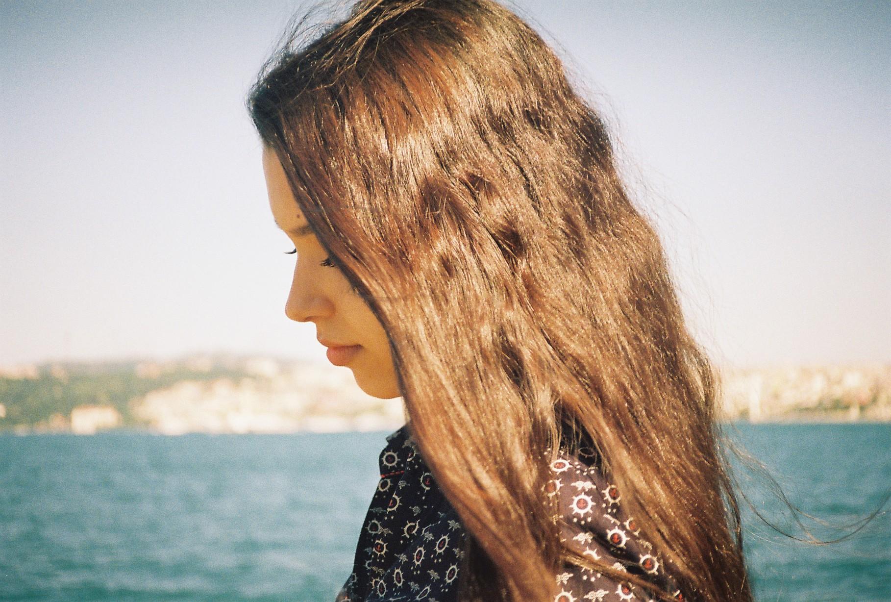 Hintergrundbilder Modell Porträt Lange Haare Brünette