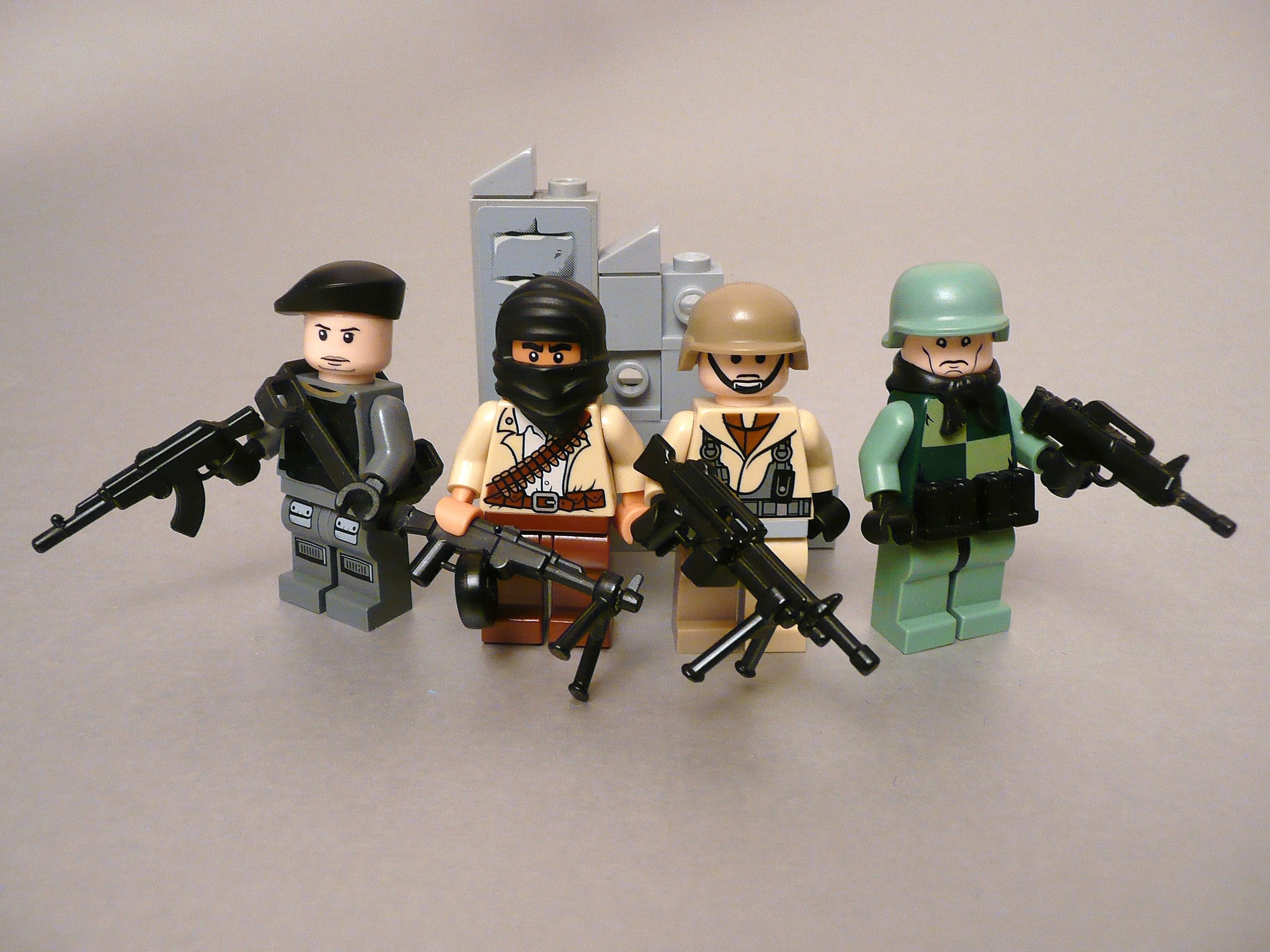 Wallpaper Modern Rebel Us Call Gun LEGO Duty Rifle Chinese Machine Ak Terrorist Assault Communist American Guns Ba Russian Libya 74