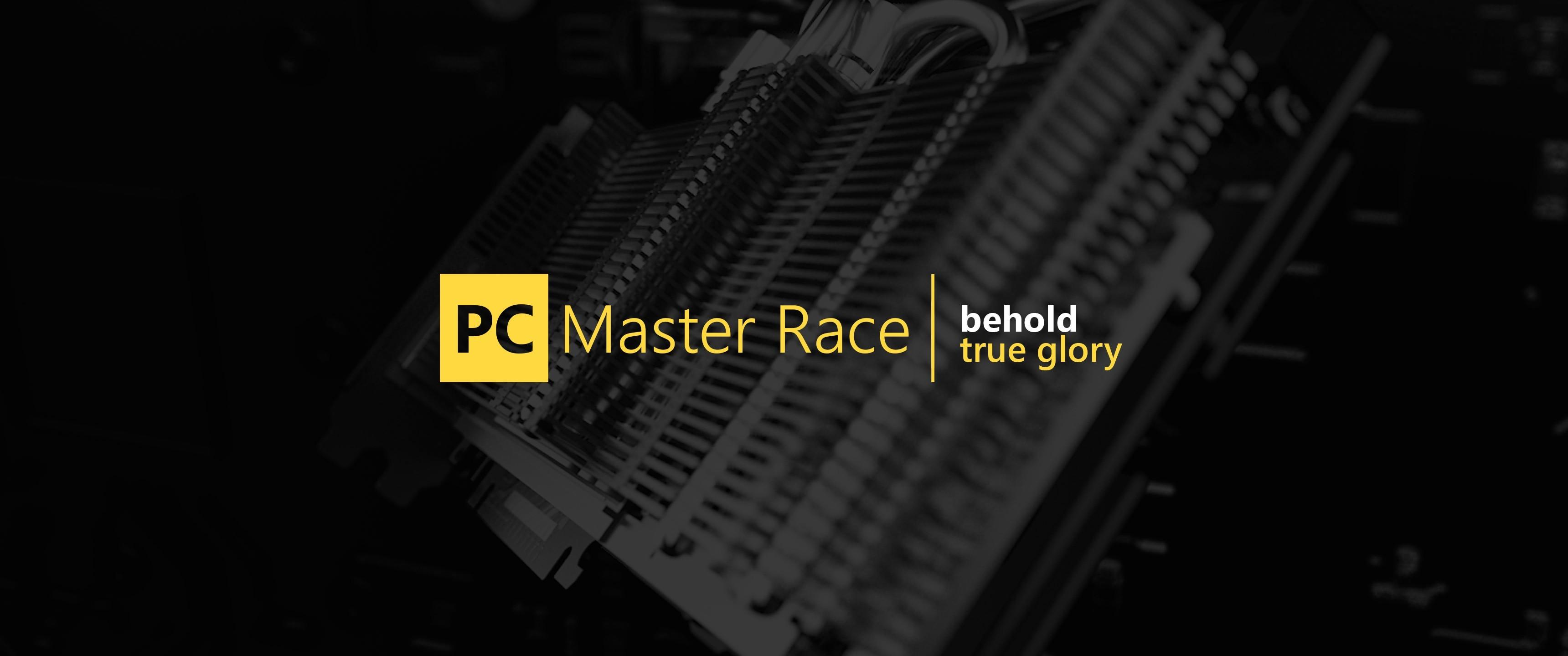 Wallpaper Pc Gaming Pc Master Race Brand Darkness Screenshot