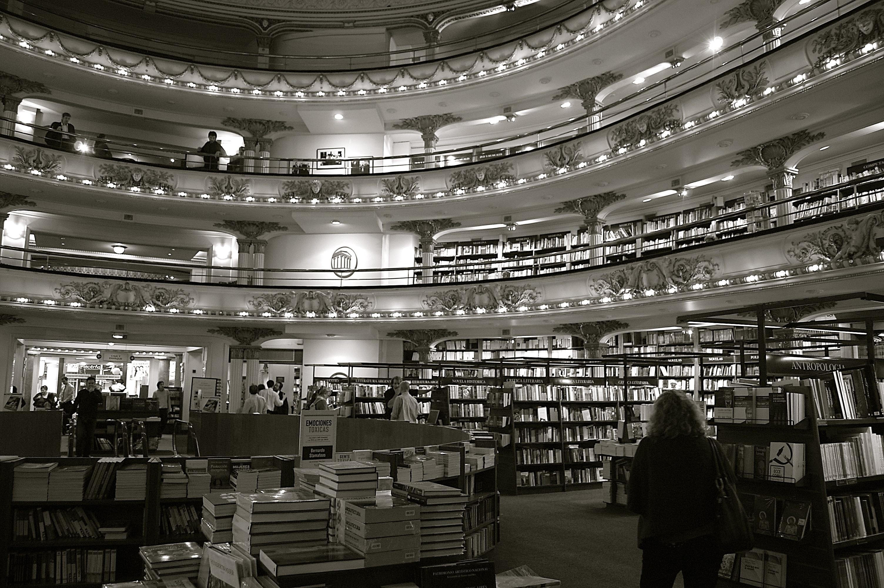 Wallpaper Building Books Interior Design Argentina