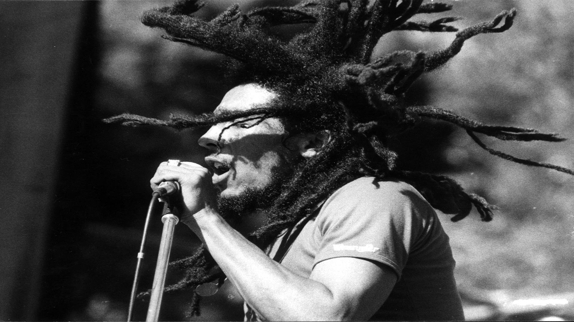Dreadlocks Bob Marley