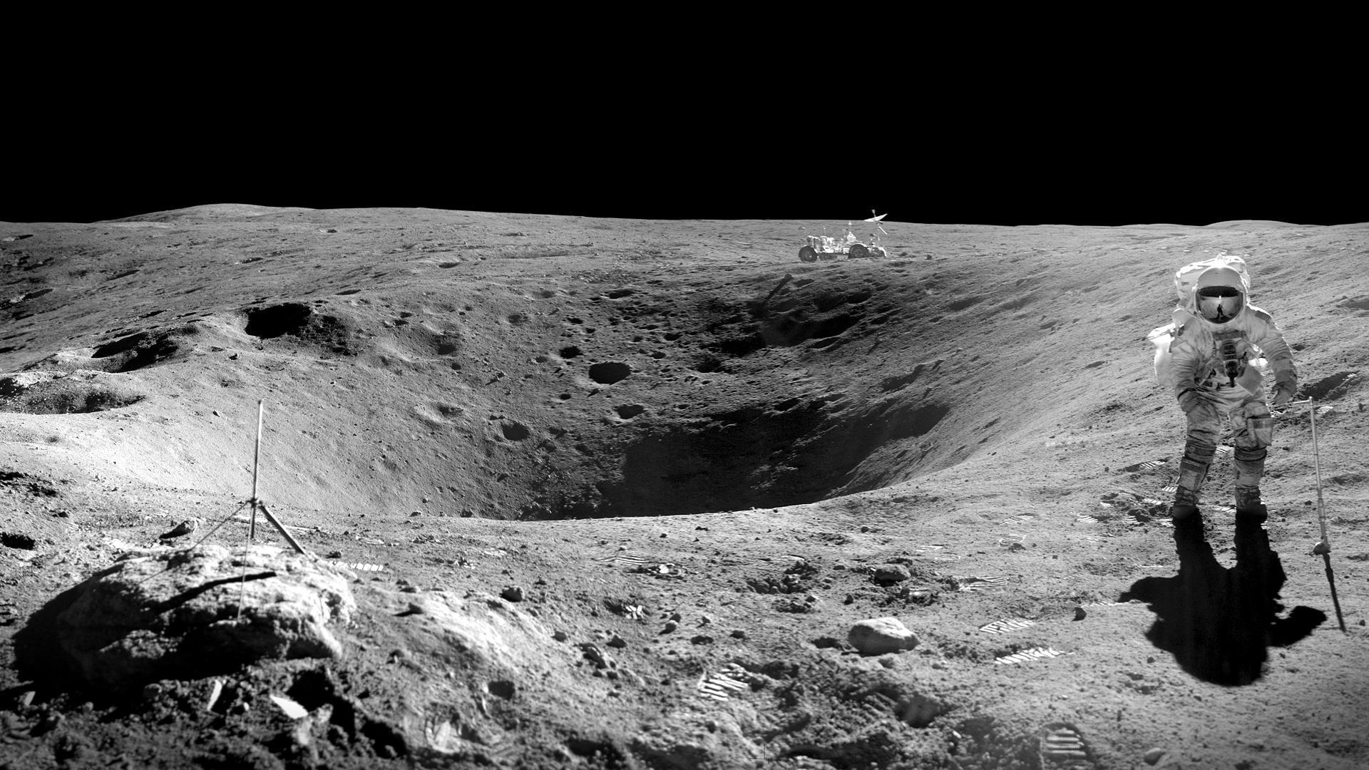 регулируются упорным жизнь на луне фото наса вернулась
