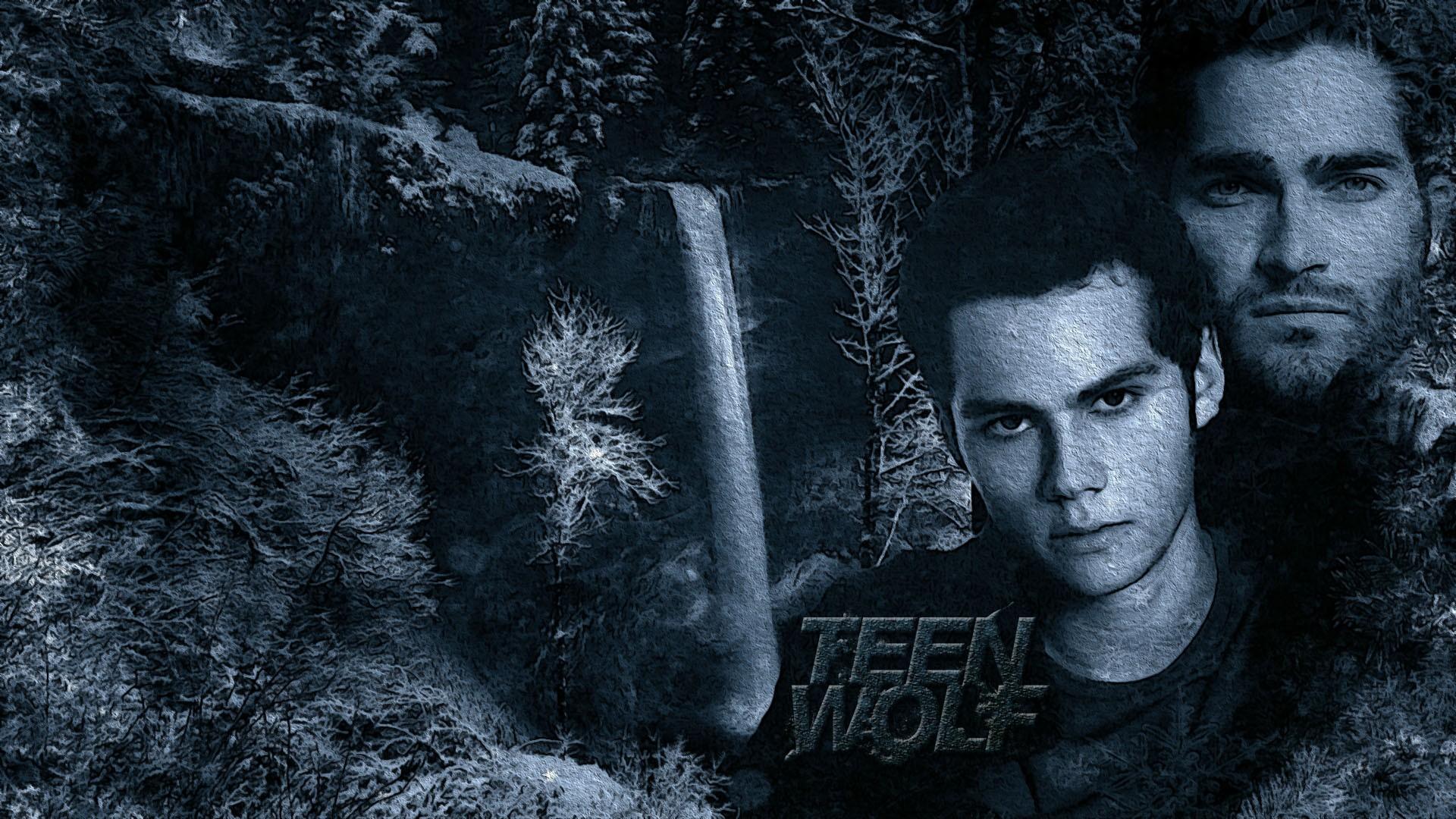teen wolf, Stiles Stilinski, Derek Hale